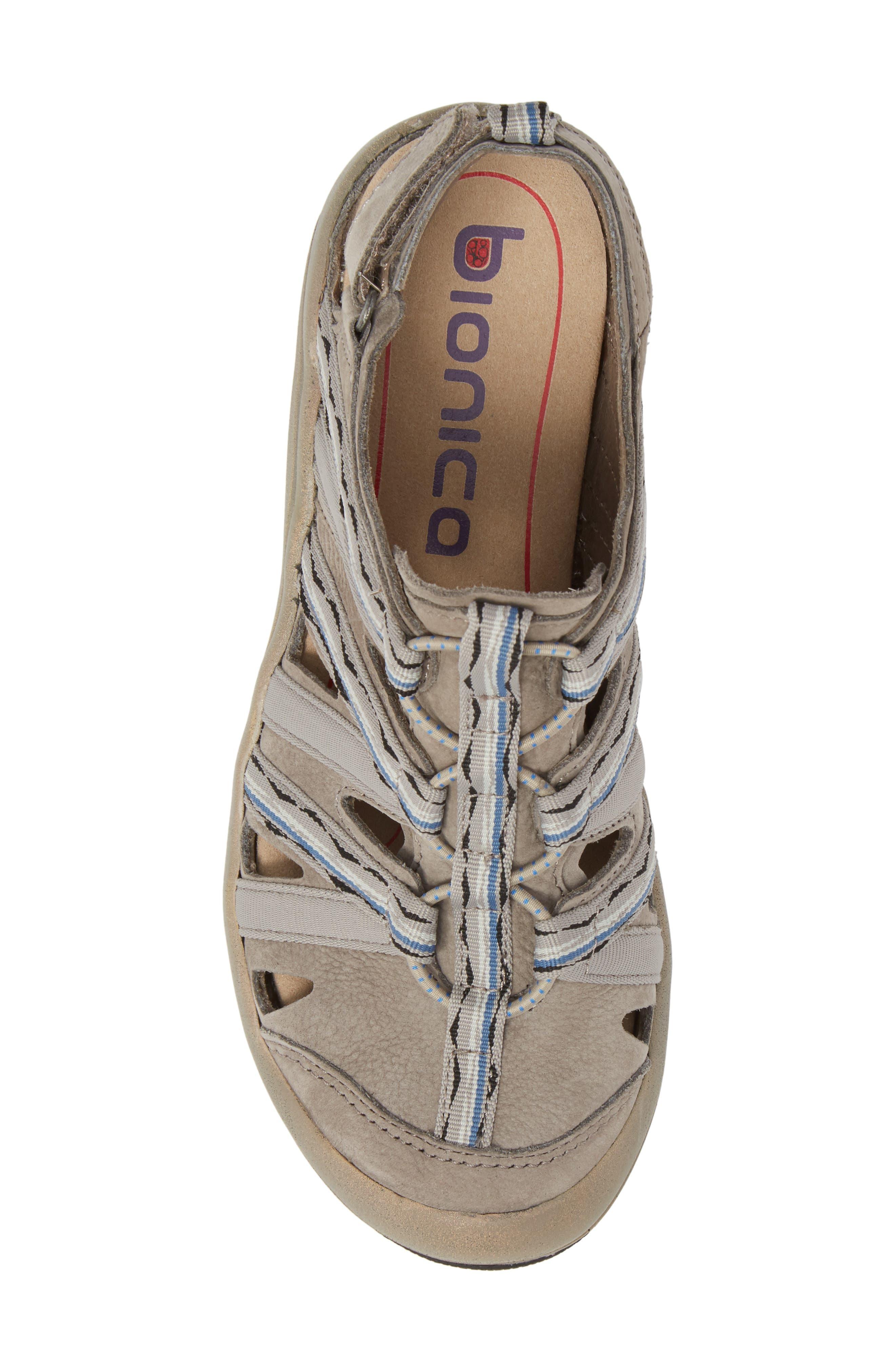 Malabar Sport Sandal,                             Alternate thumbnail 5, color,                             Paper Mache Leather