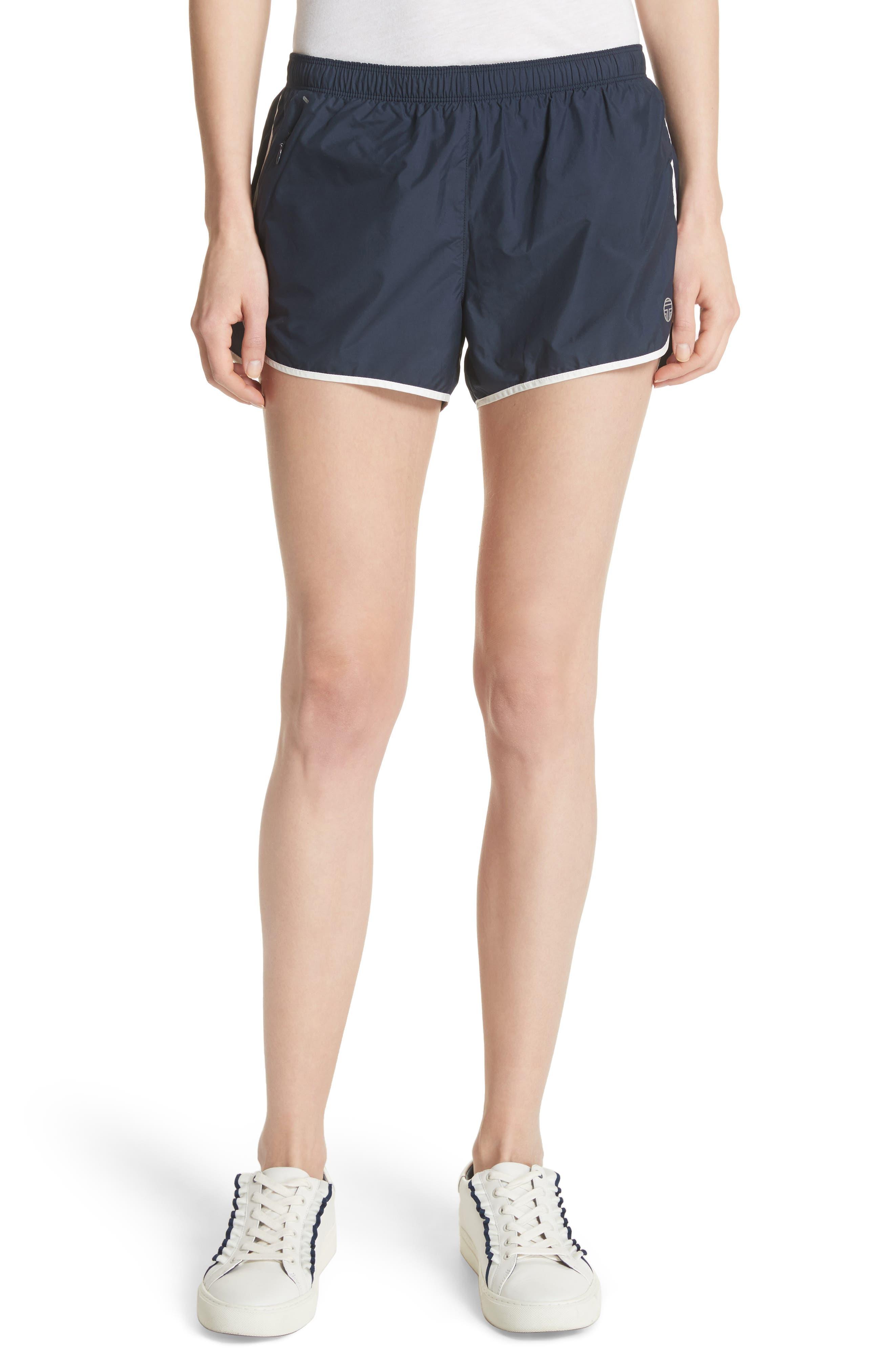 Track Shorts,                         Main,                         color, Tory Navy