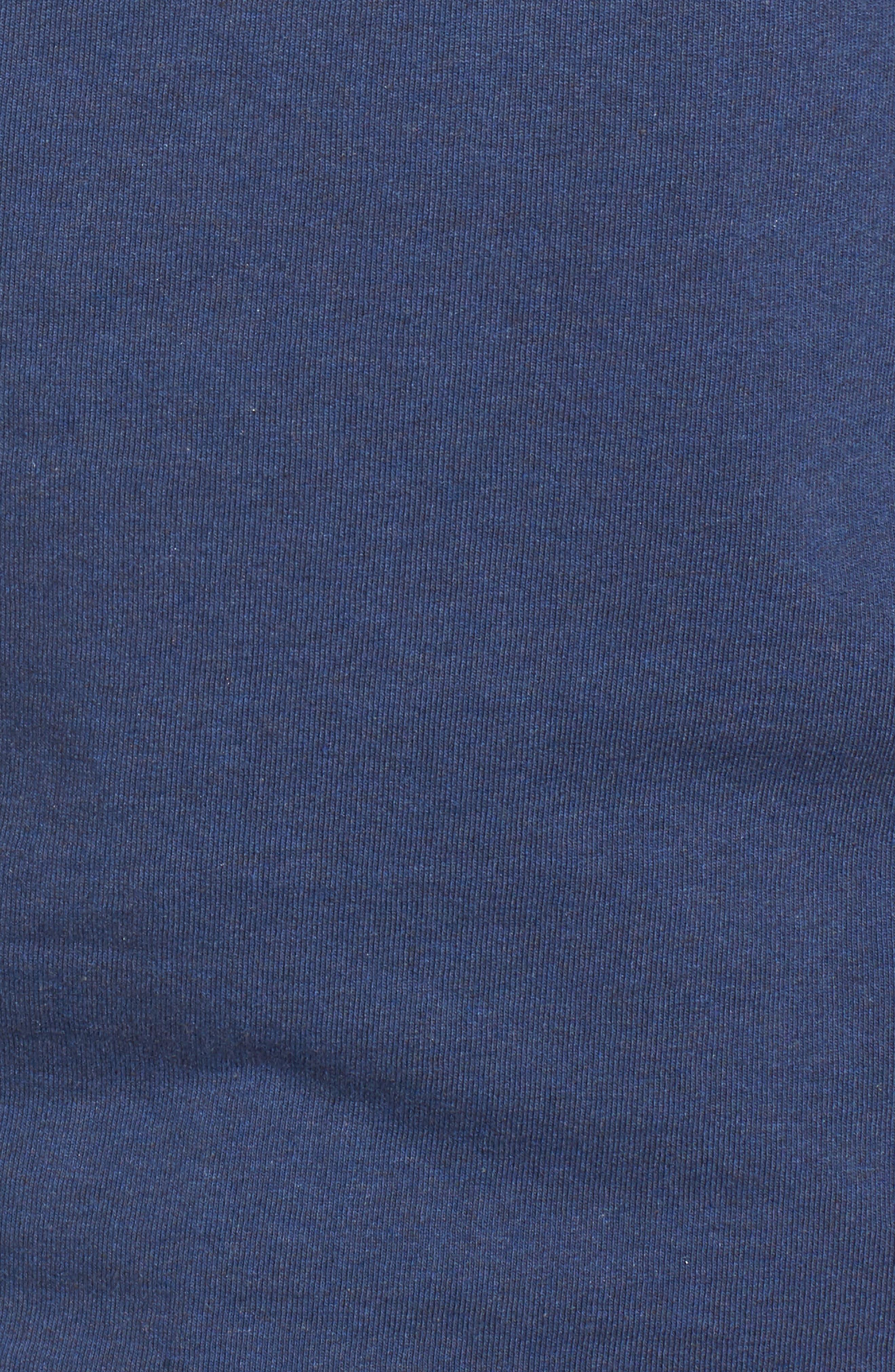 Glacier Born Responsibili-Tee T-Shirt,                             Alternate thumbnail 5, color,                             Dolomite Blue