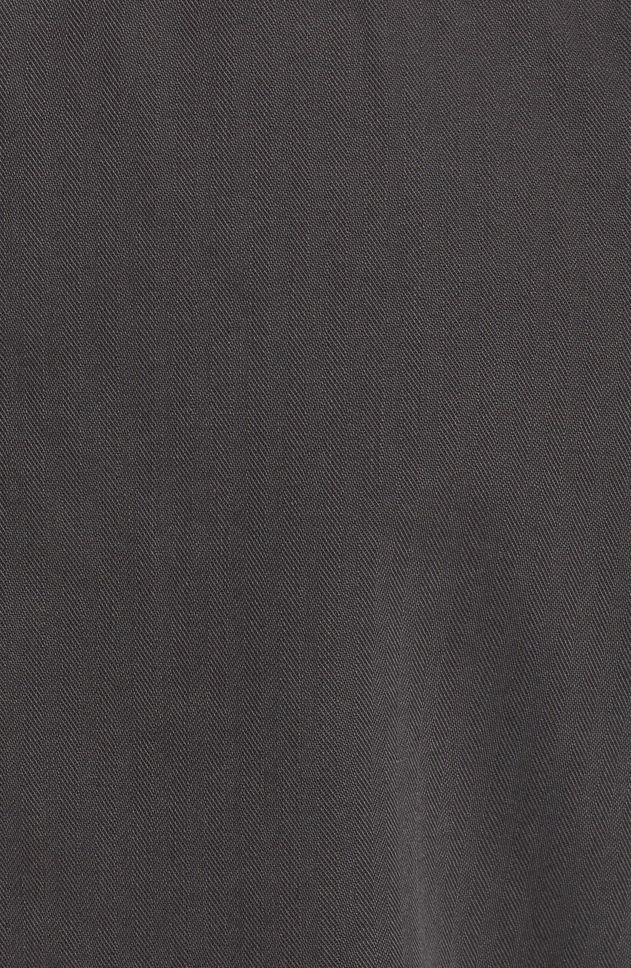 Marx Slim Fit Jacket,                             Alternate thumbnail 5, color,                             5 Years Pigment Smoke Grey