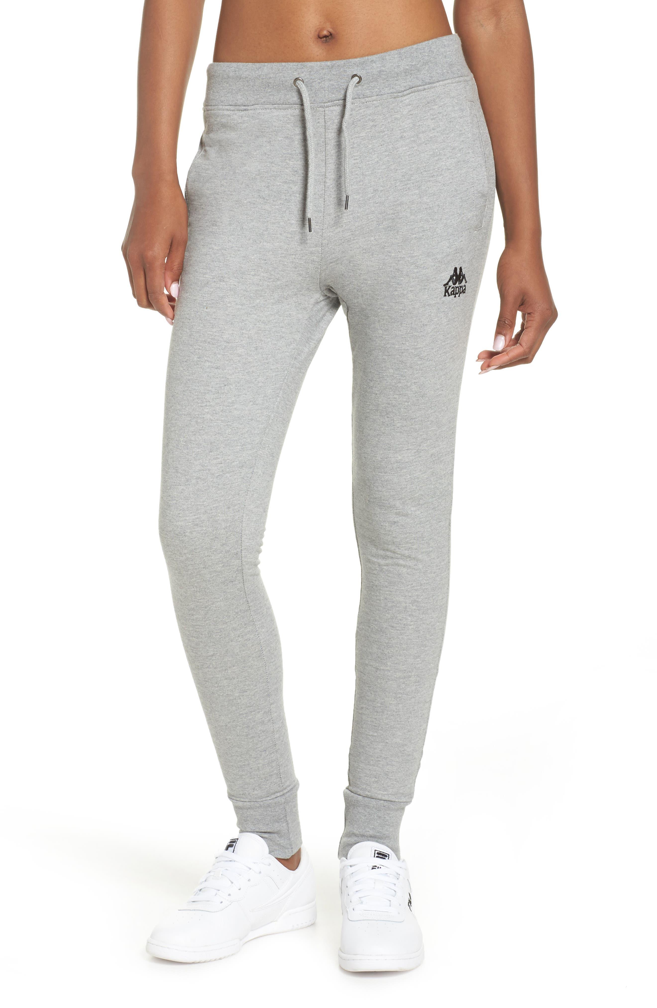 Authentic Cresta Slim Fit Sweatpants,                             Main thumbnail 1, color,                             Grey