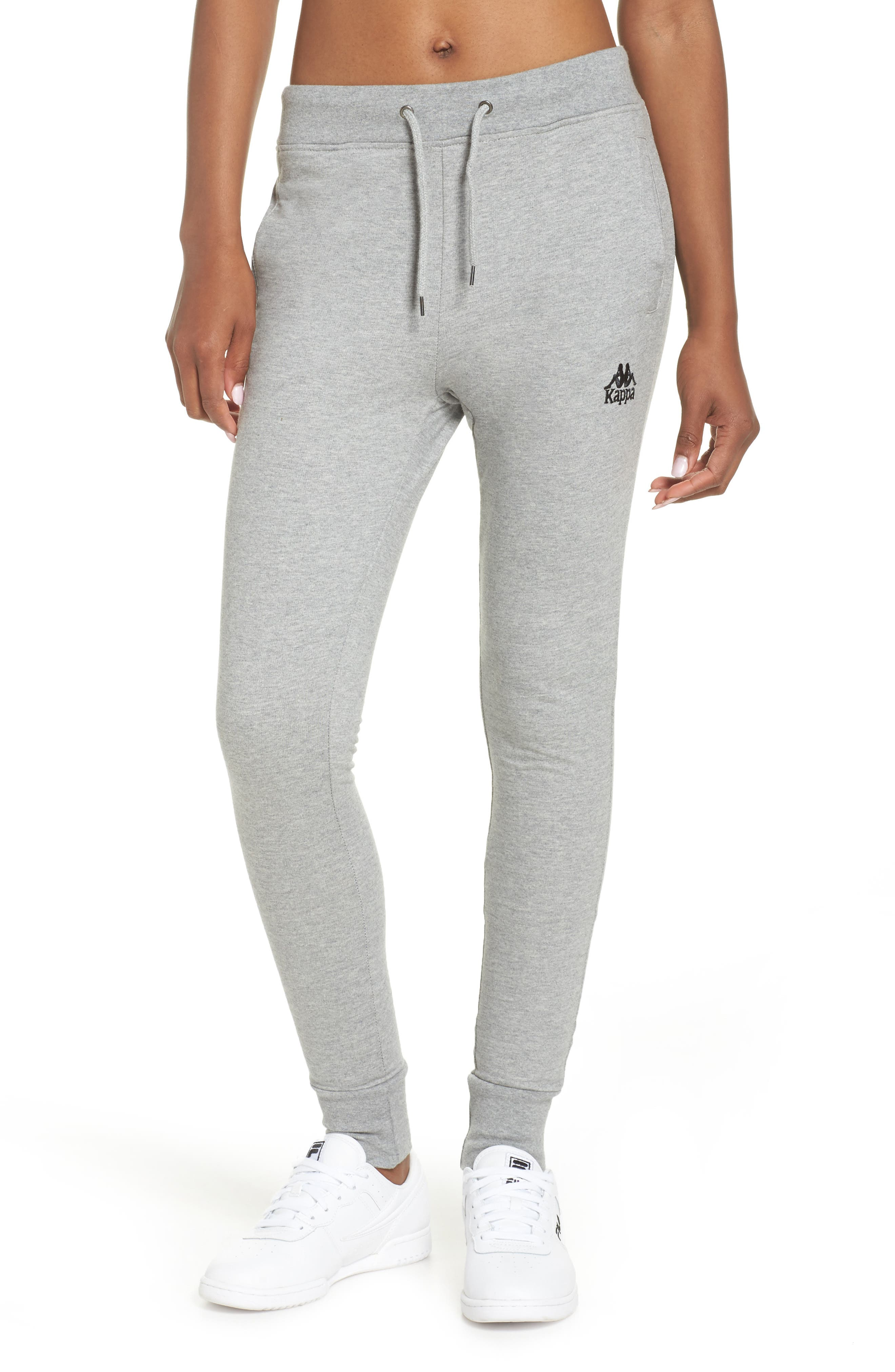 Authentic Cresta Slim Fit Sweatpants,                         Main,                         color, Grey