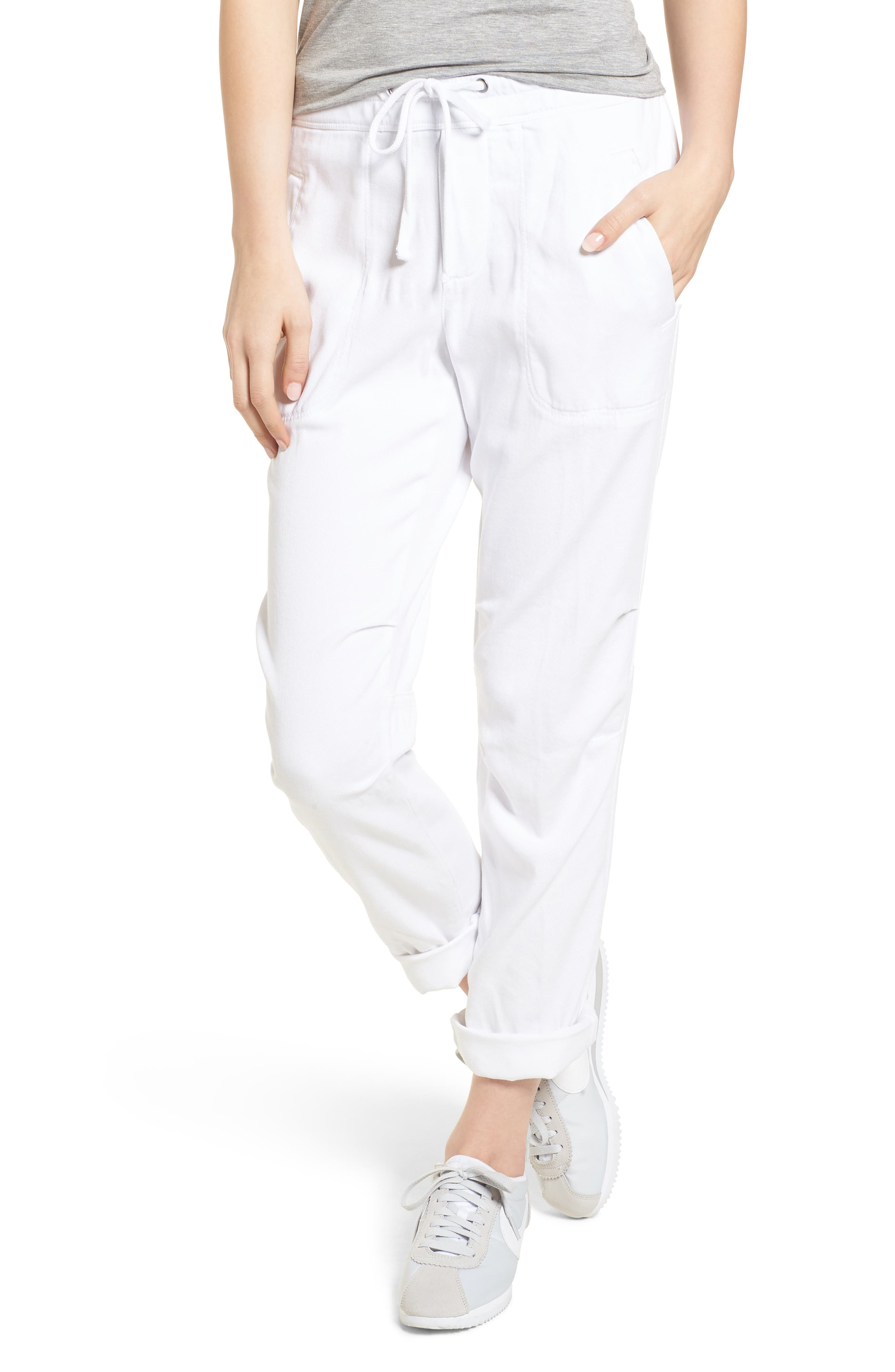 Alternate Image 1 Selected - James Perse Utility Pants
