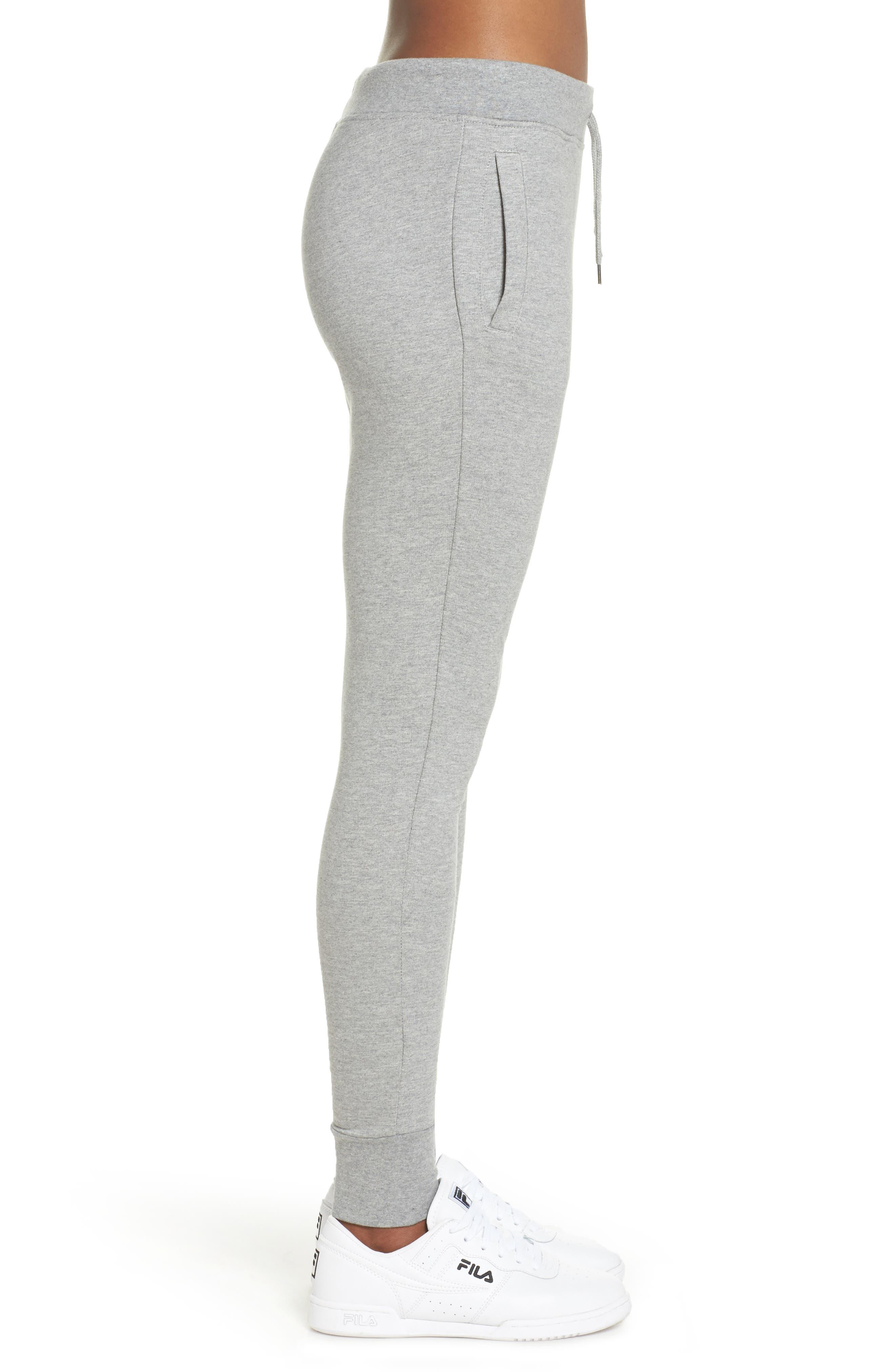 Authentic Cresta Slim Fit Sweatpants,                             Alternate thumbnail 3, color,                             Grey
