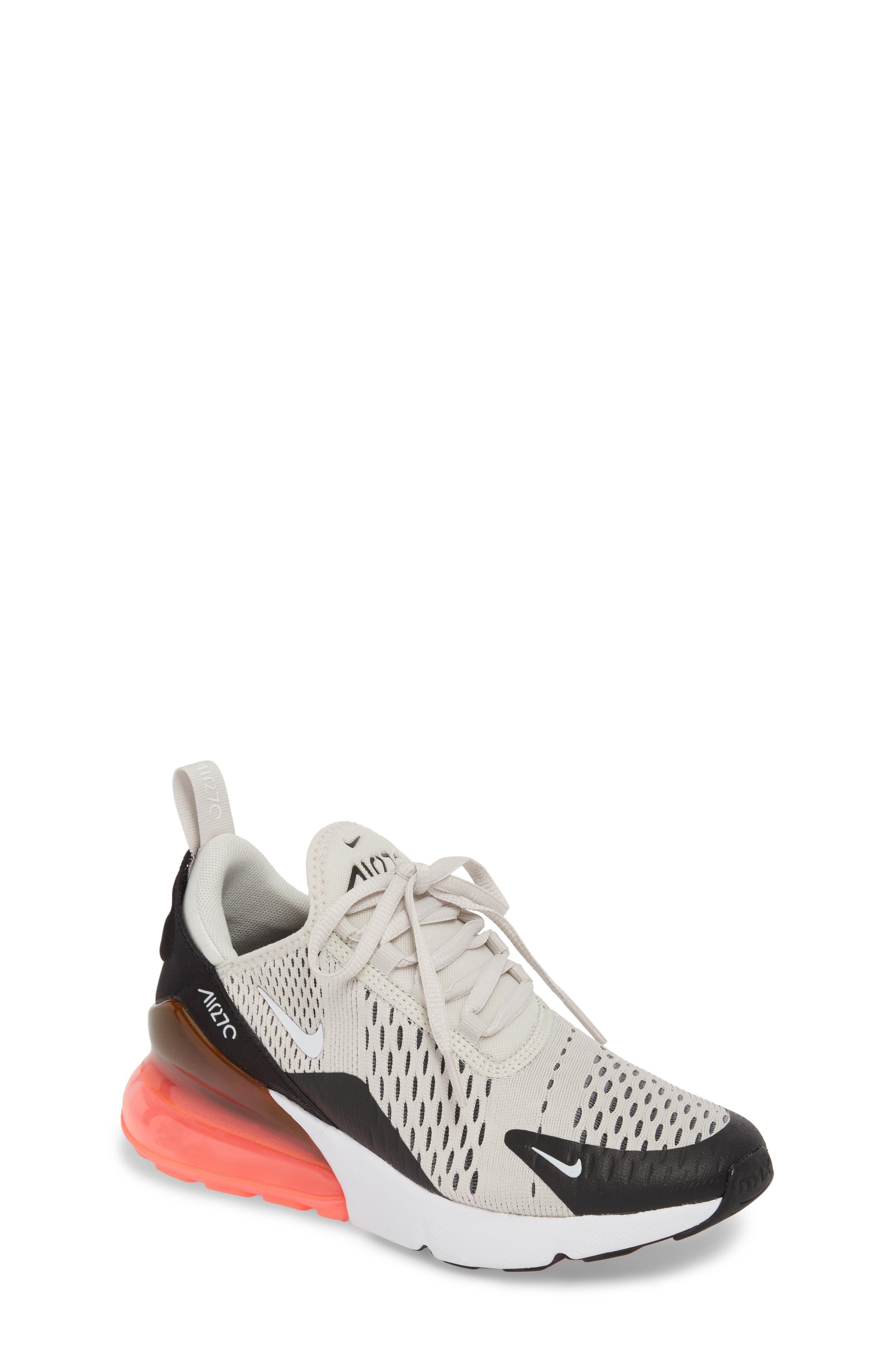 Nike Air Max 270 Sneaker Big Kid Review