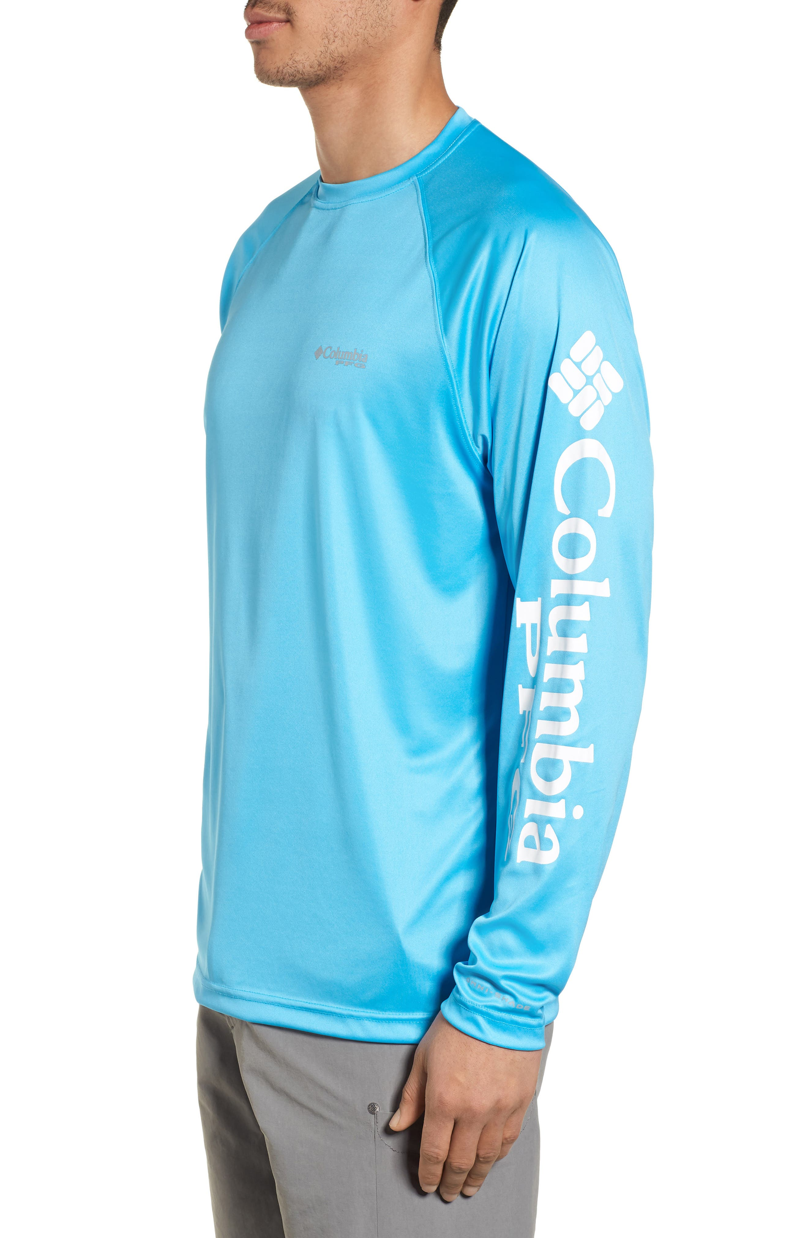 Alternate Image 3  - Columbia PFG Terminal Tackle Performance Long Sleeve T-Shirt