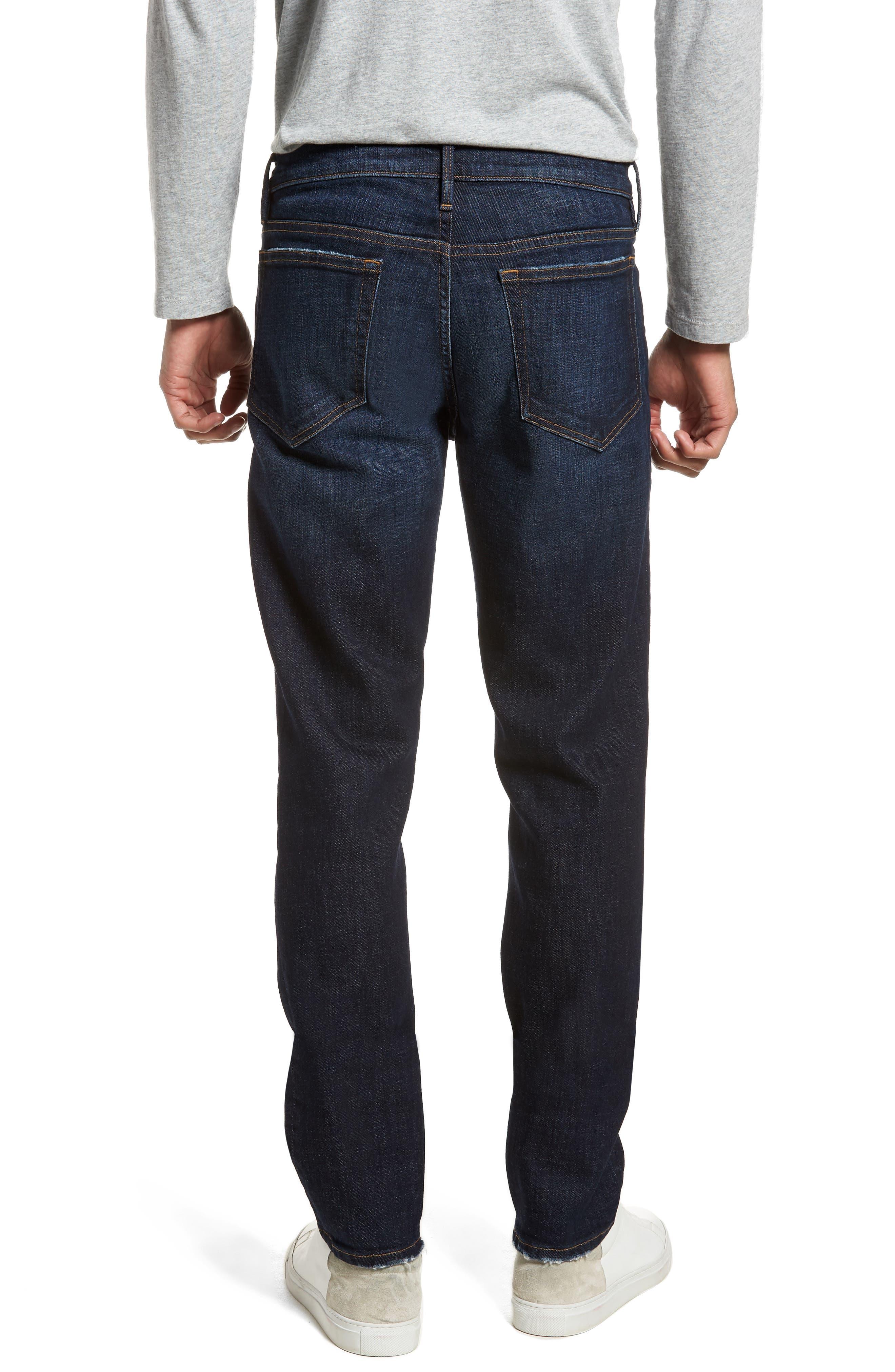 L'Homme Slim Fit Jeans,                             Alternate thumbnail 2, color,                             Eastcape