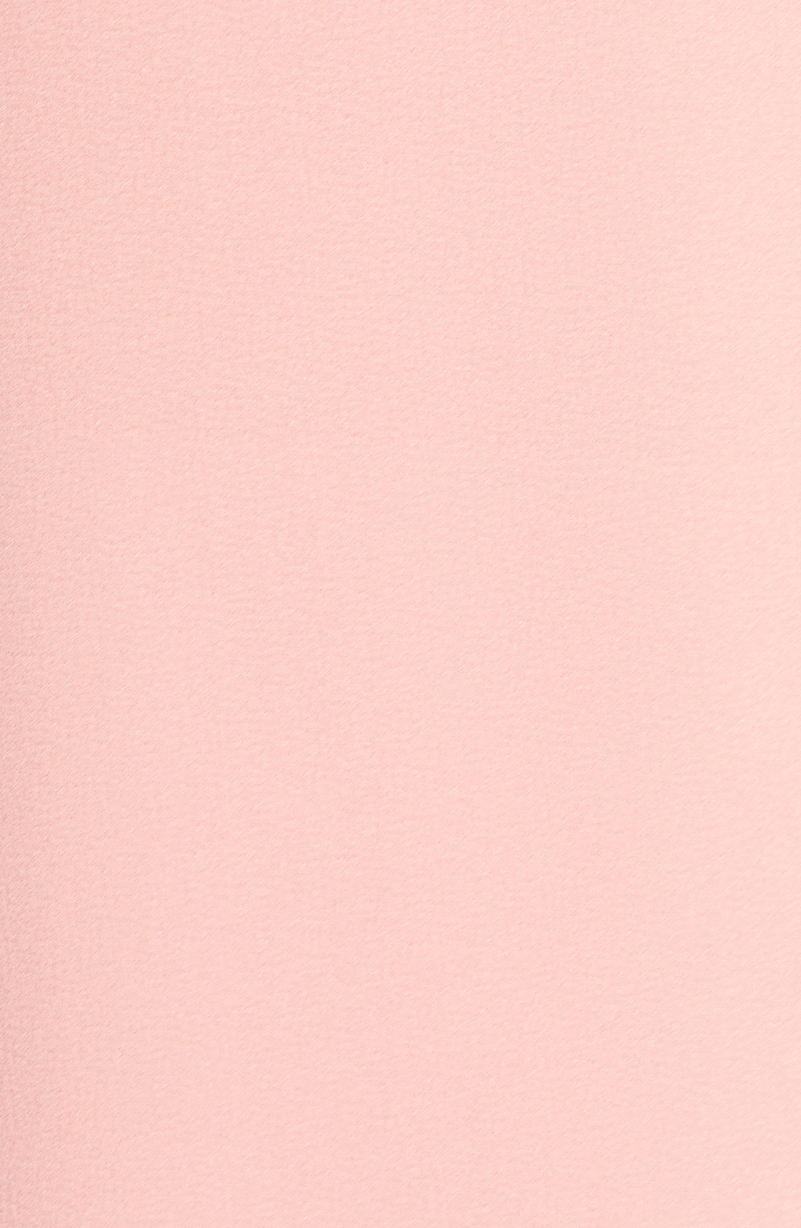 Alternate Image 5  - Charles Henry Ruffle Sleeve Shift Dress (Regular & Petite)