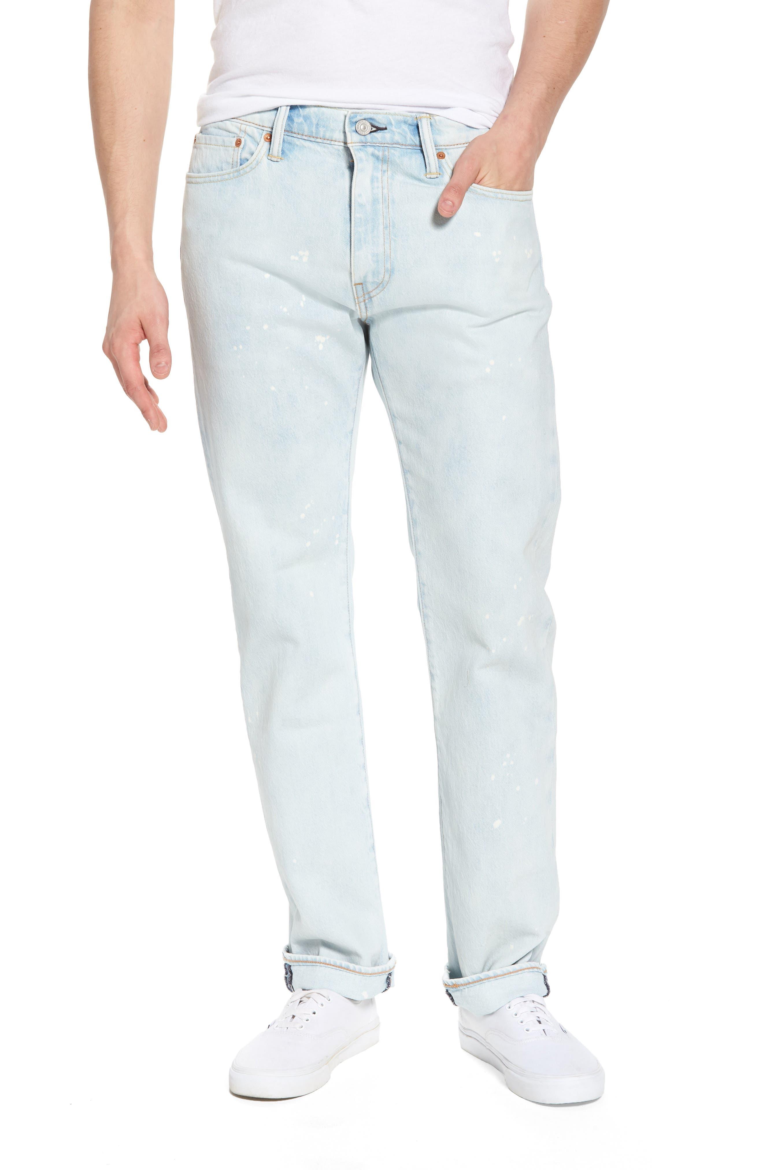 513<sup>™</sup> Slim Straight Leg Jeans,                             Main thumbnail 1, color,                             Soul Me