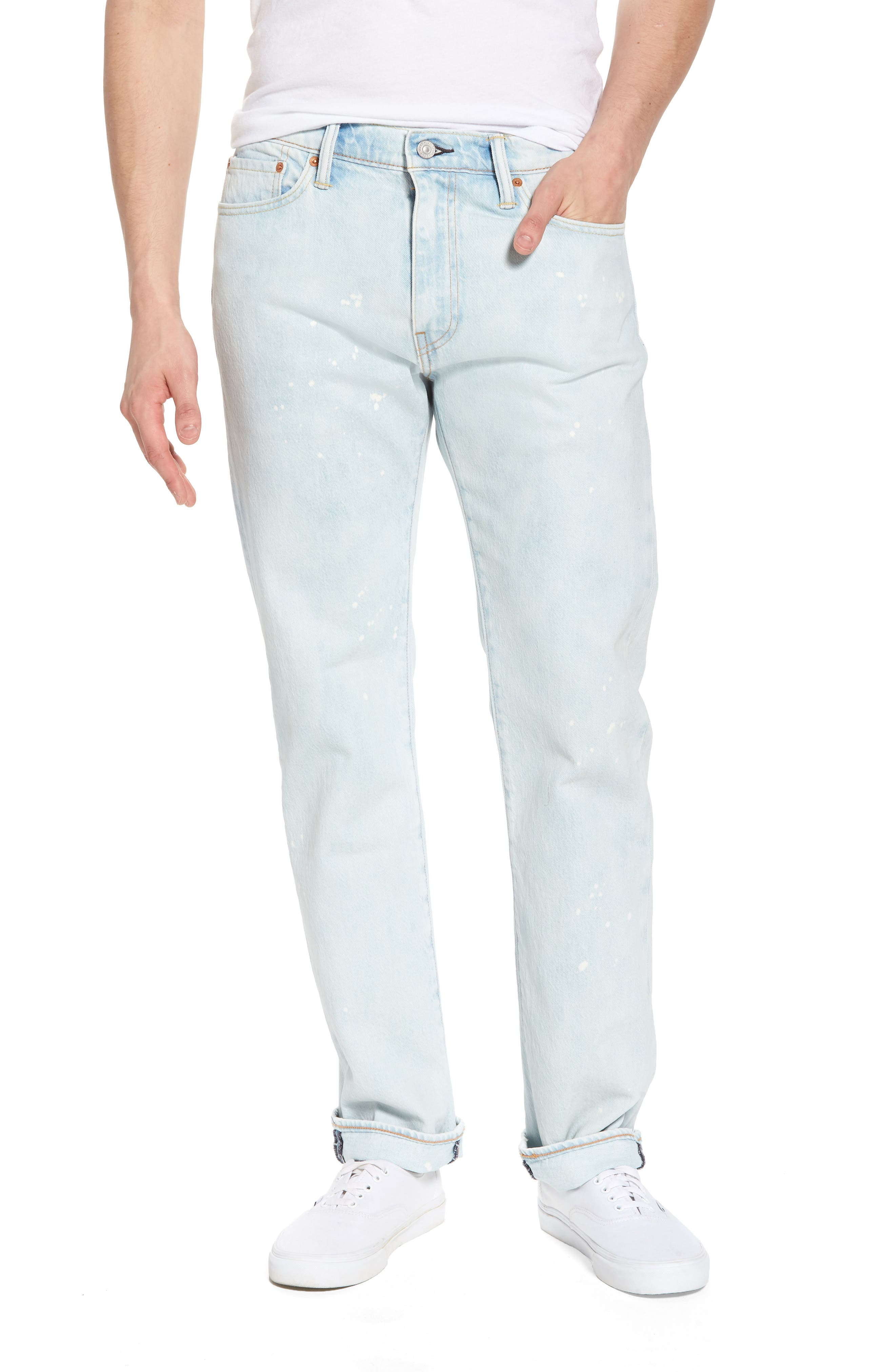 513<sup>™</sup> Slim Straight Leg Jeans,                         Main,                         color, Soul Me
