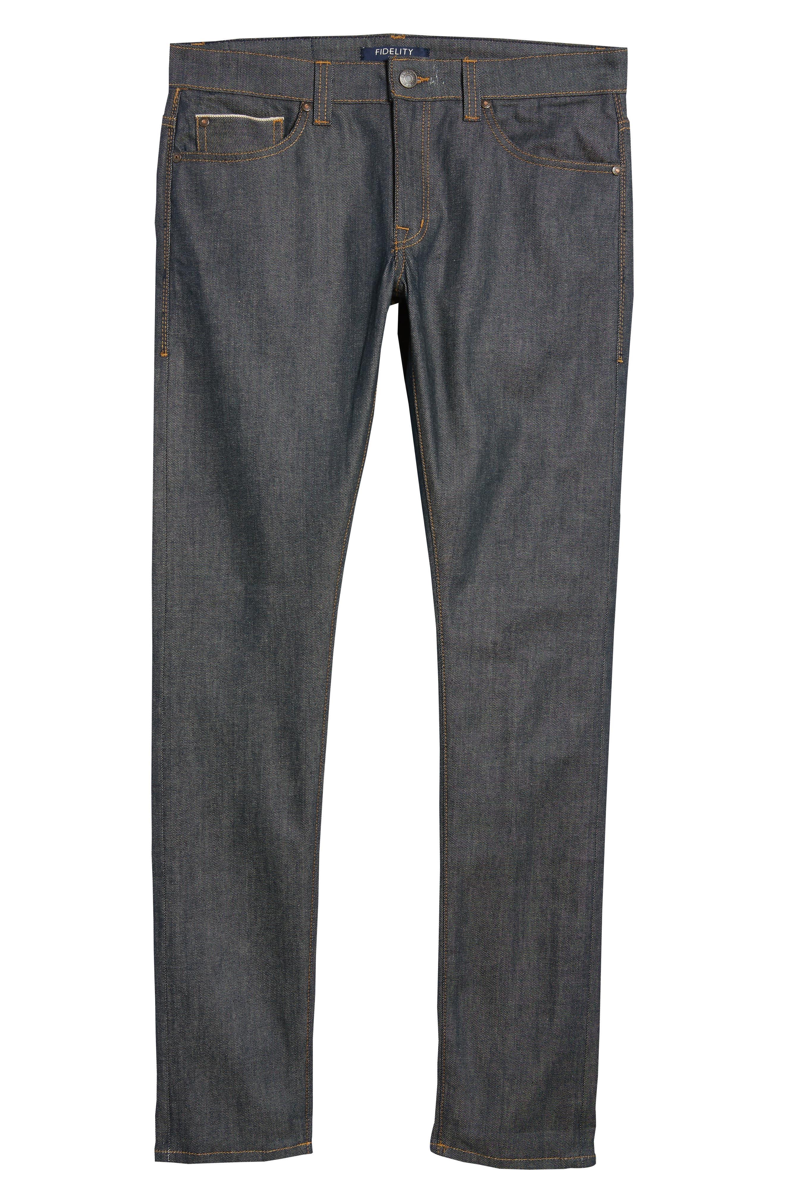 Torino Slim Fit Jeans,                             Alternate thumbnail 6, color,                             Richmond