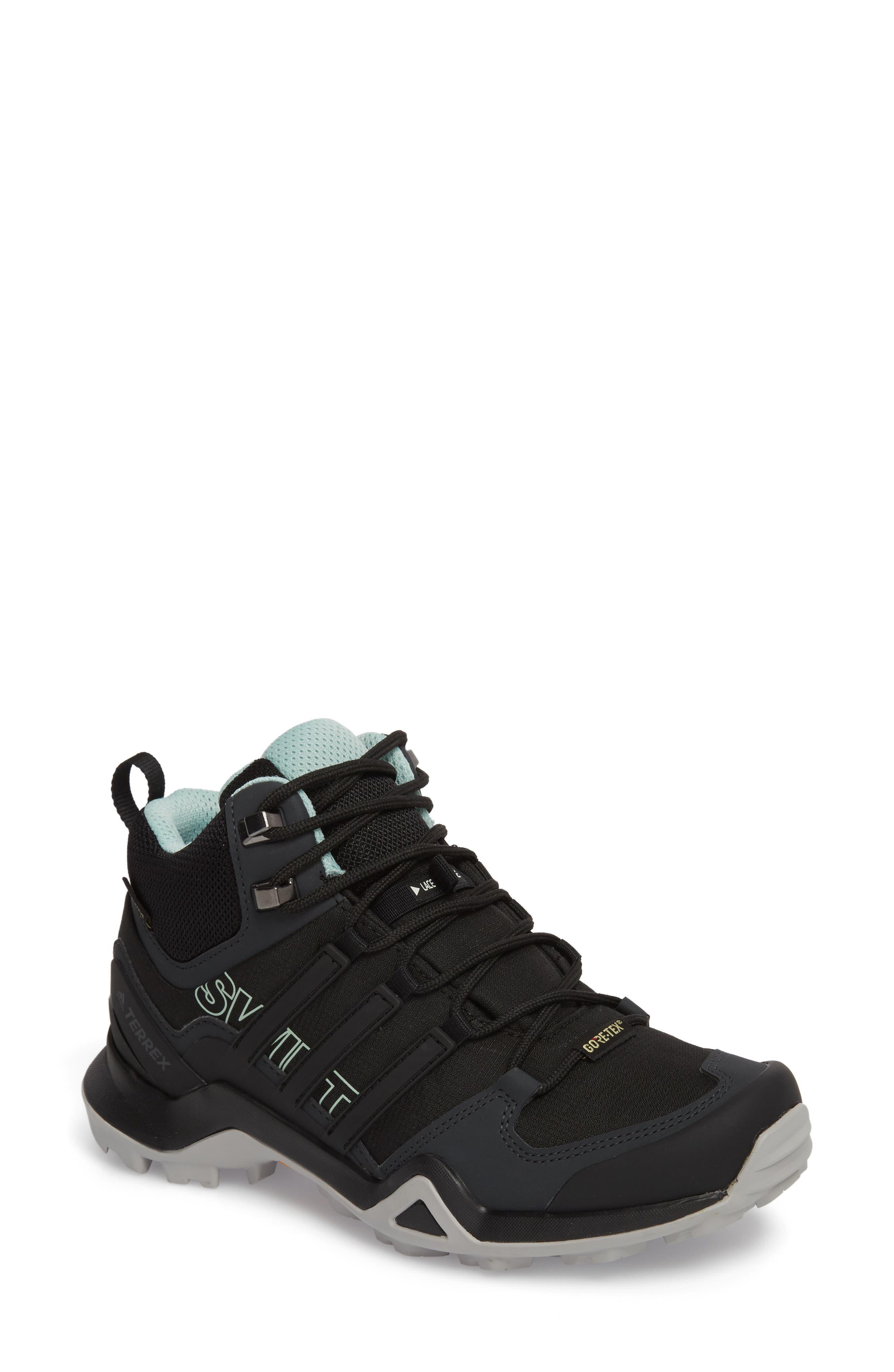 adidas terrex swift r2 mitte gore - tex - ® wanderstiefel (frauen) nordstrom