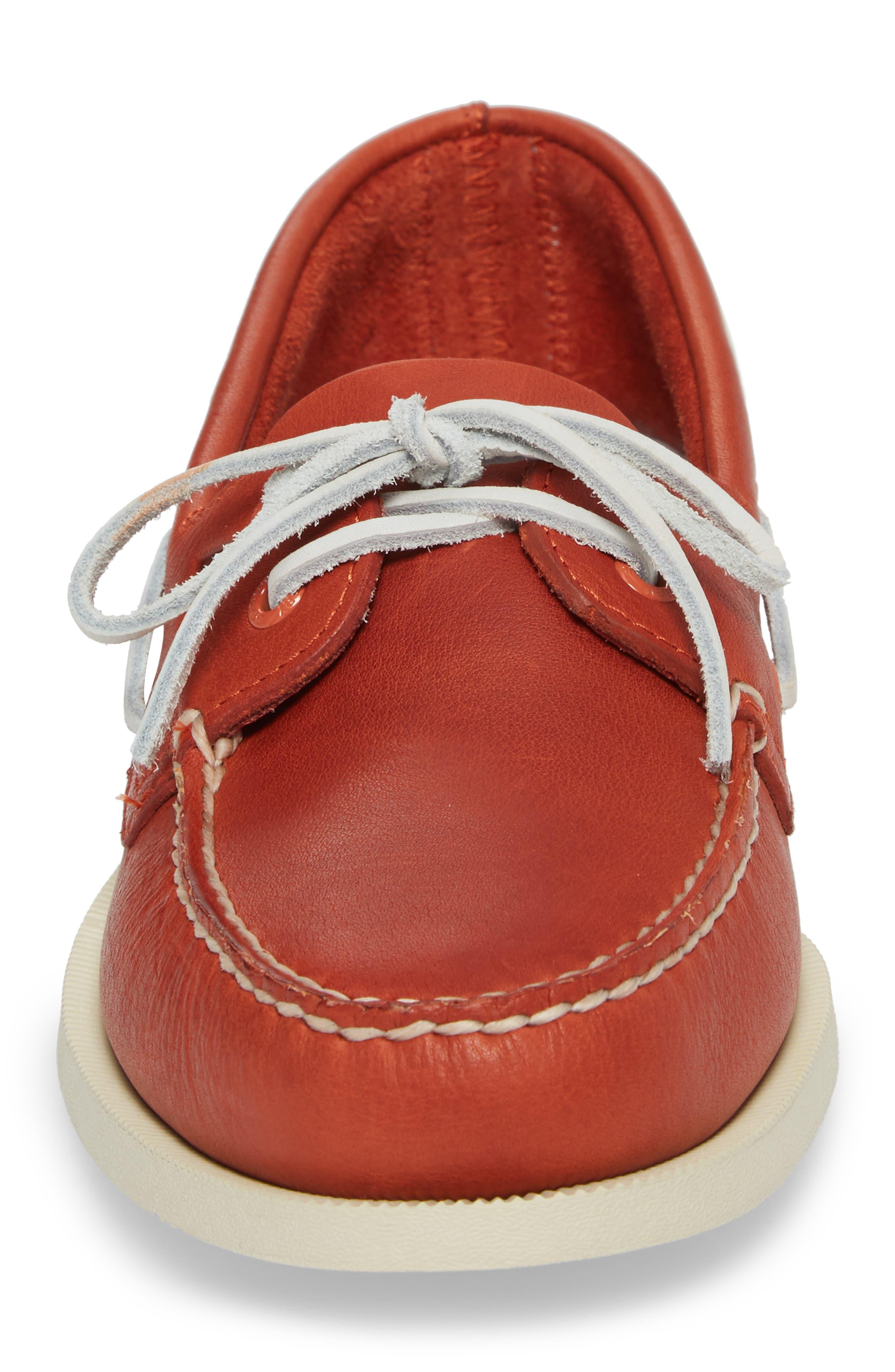 Alternate Image 4  - Sperry AO 2 Eye Daytona Boat Shoe (Men)