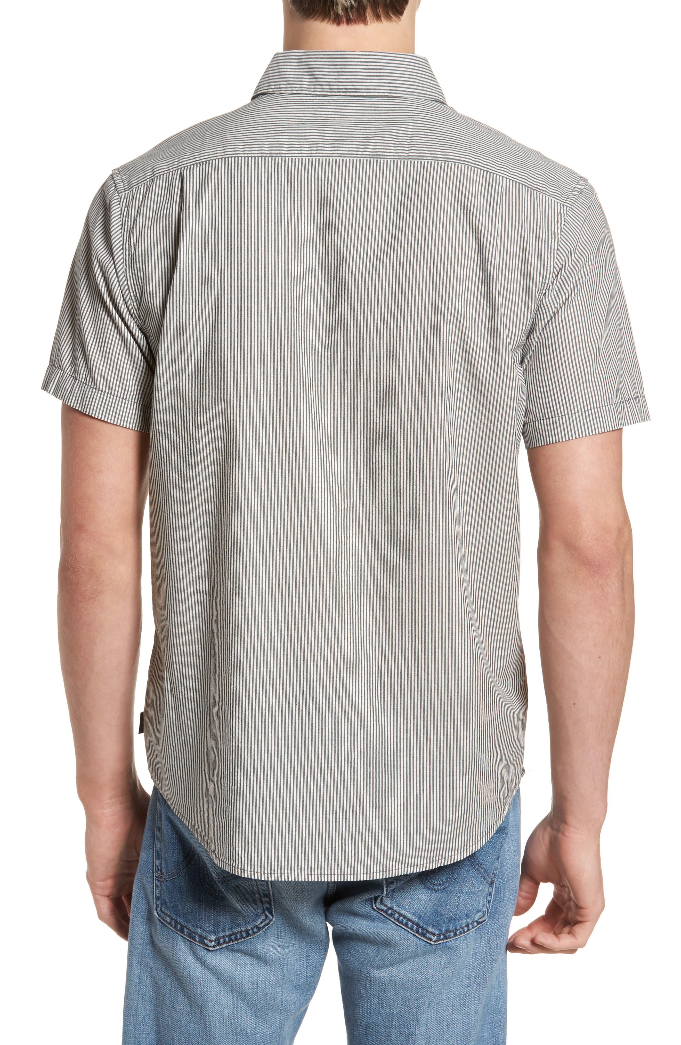 Alternate Image 2  - RVCA resort Disruption Woven Shirt
