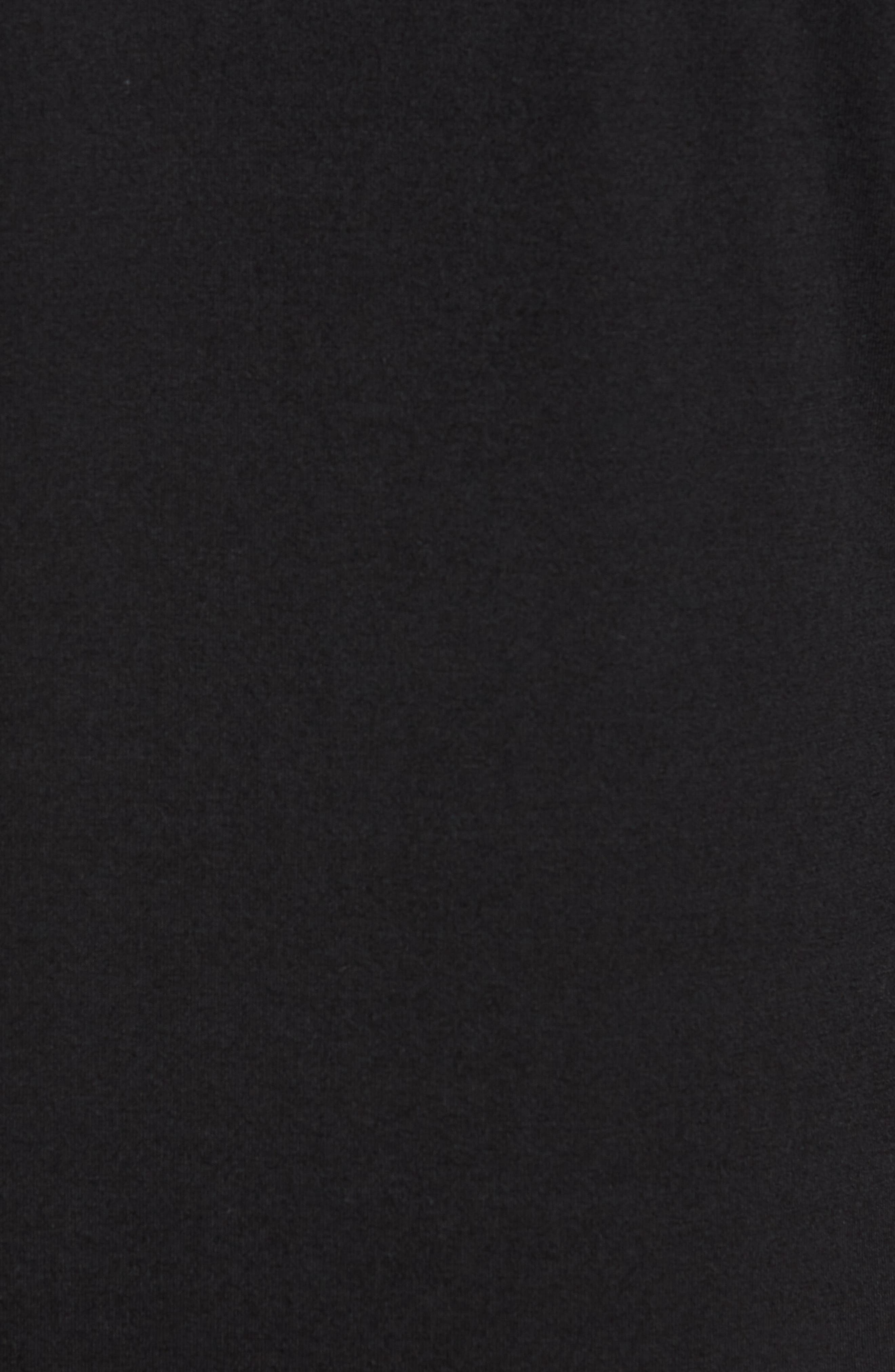 Mizzen Henley,                             Alternate thumbnail 5, color,                             Black / Black