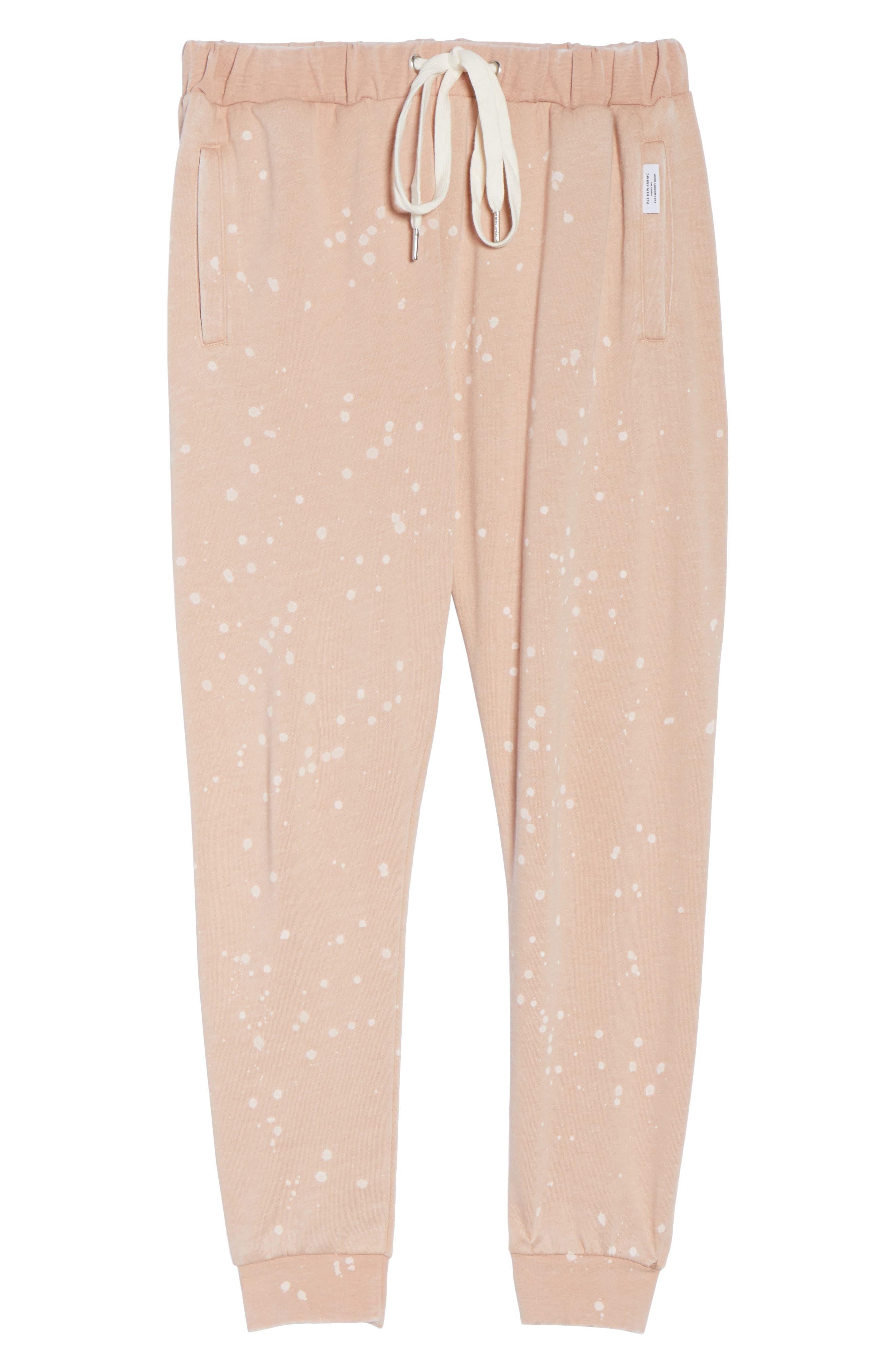Lounge Pants,                             Alternate thumbnail 4, color,                             Shroom Speckle