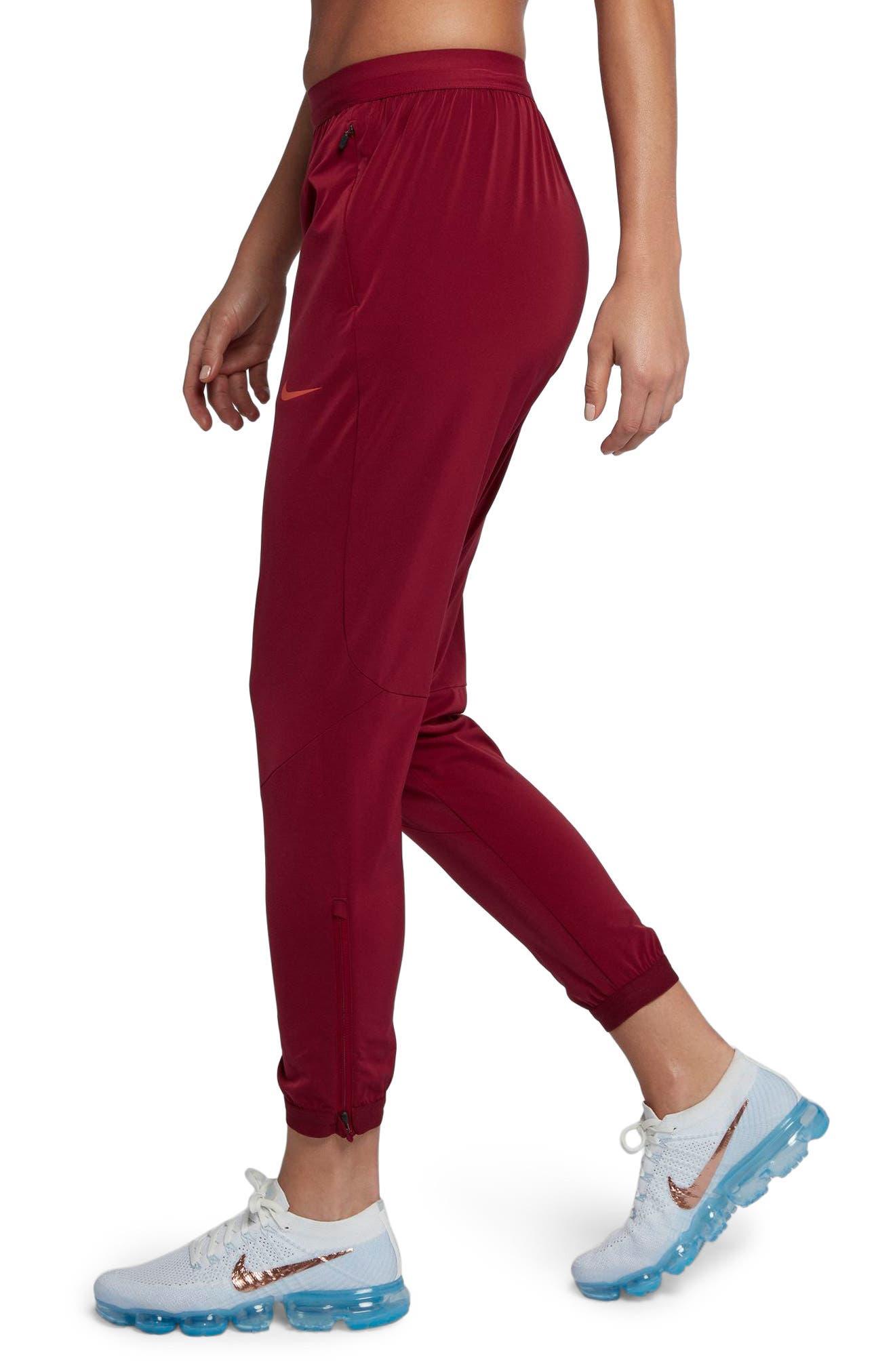 Alternate Image 3  - Nike Women's Dry Running Stadium Pants