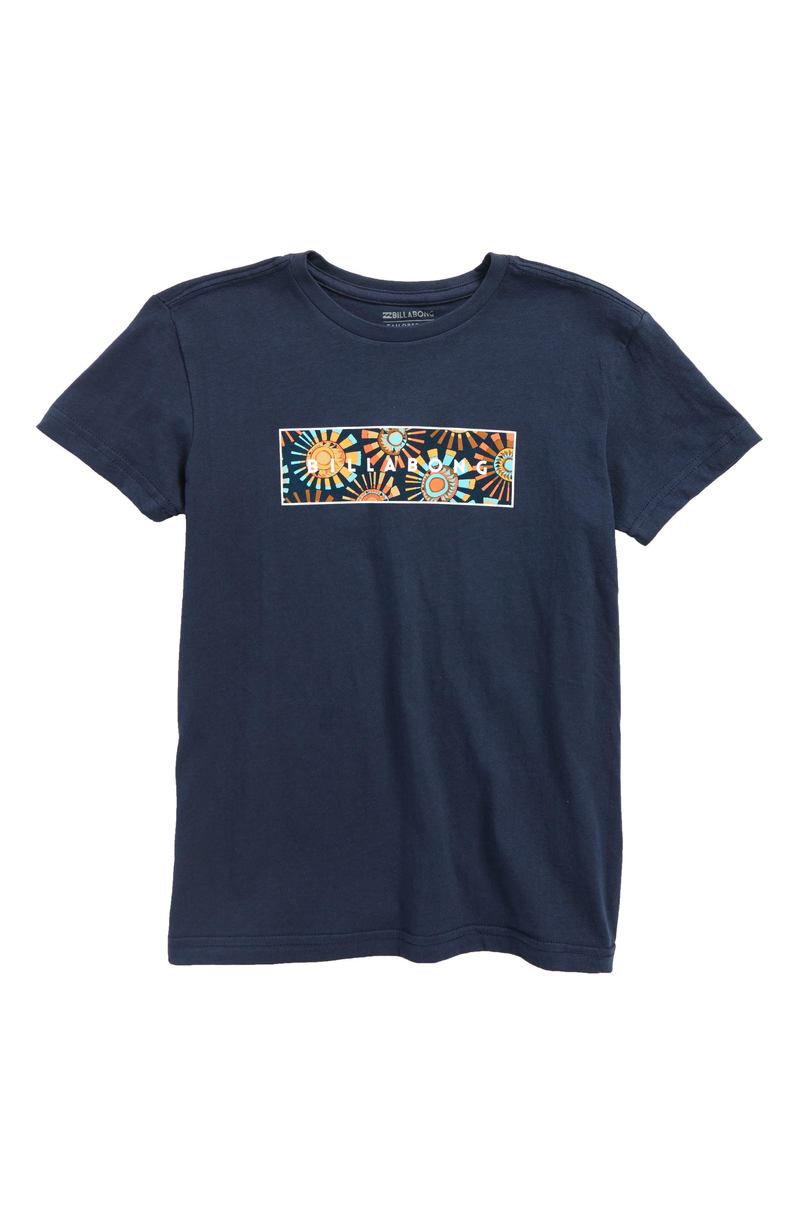 Billabong United Graphic T-Shirt (Little Boys)