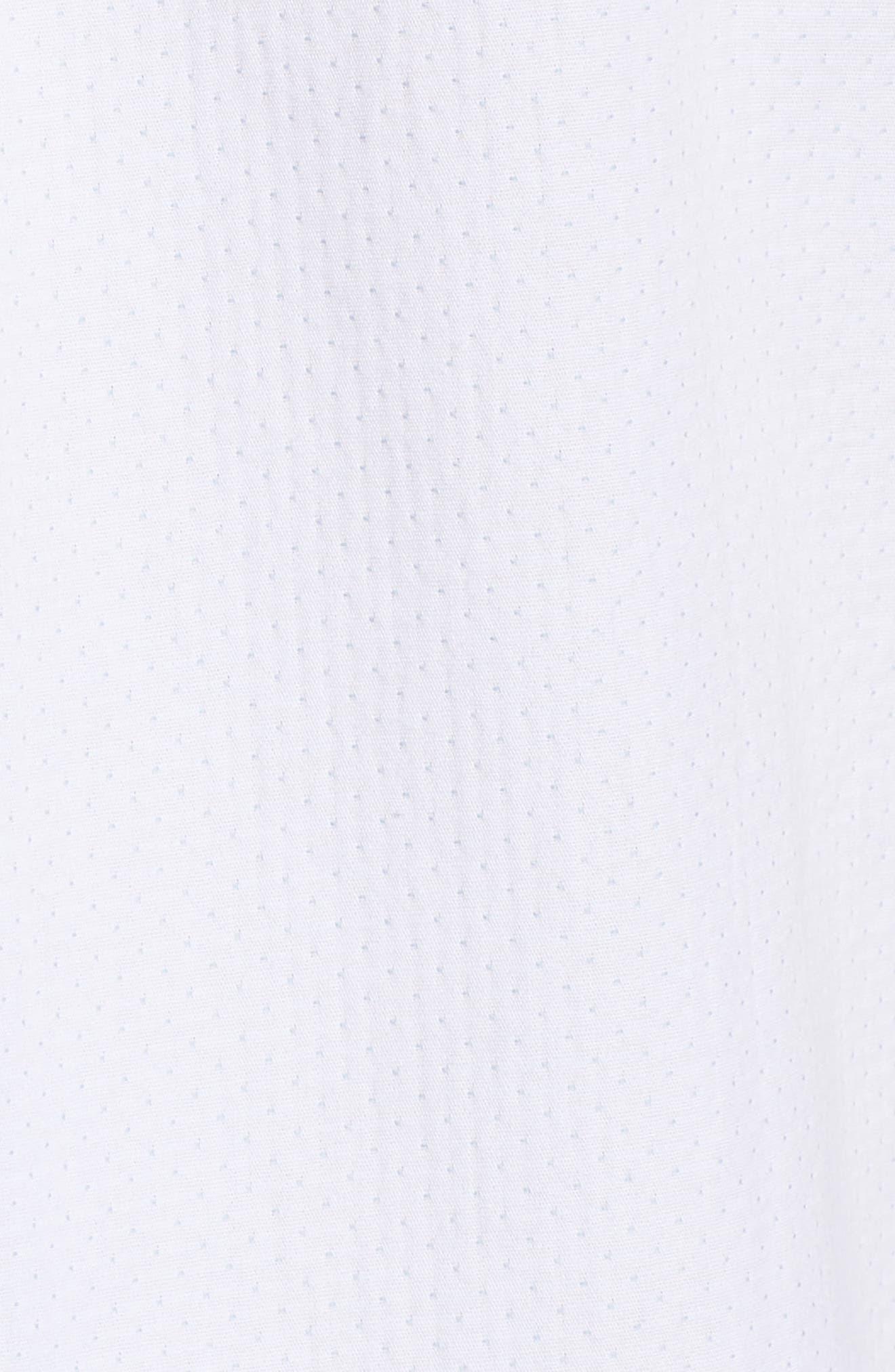 Fairdale Woven Shirt,                             Alternate thumbnail 5, color,                             White