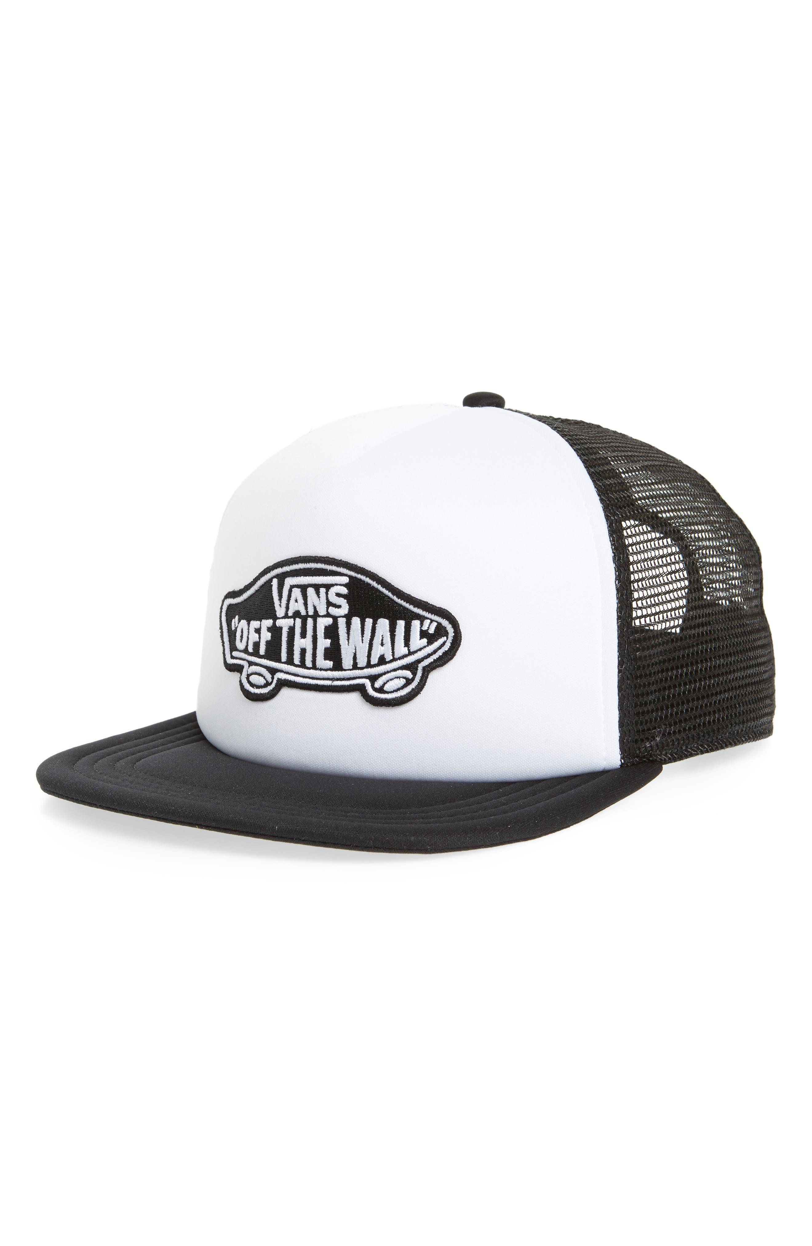 Main Image - Vans Classic Patch Trucker Hat