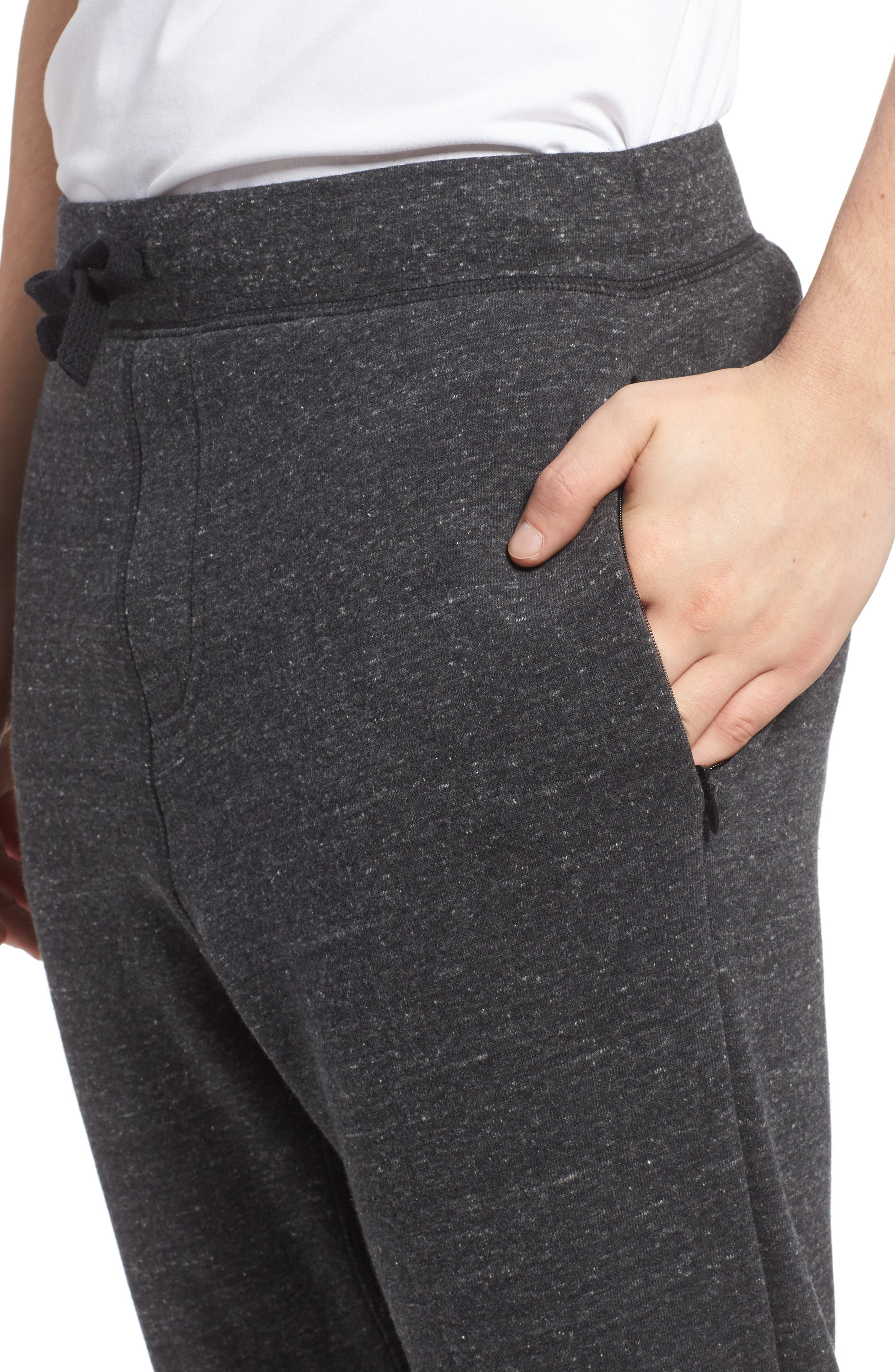 Alternate Image 4  - Alo Zealous Slim Sweatpants