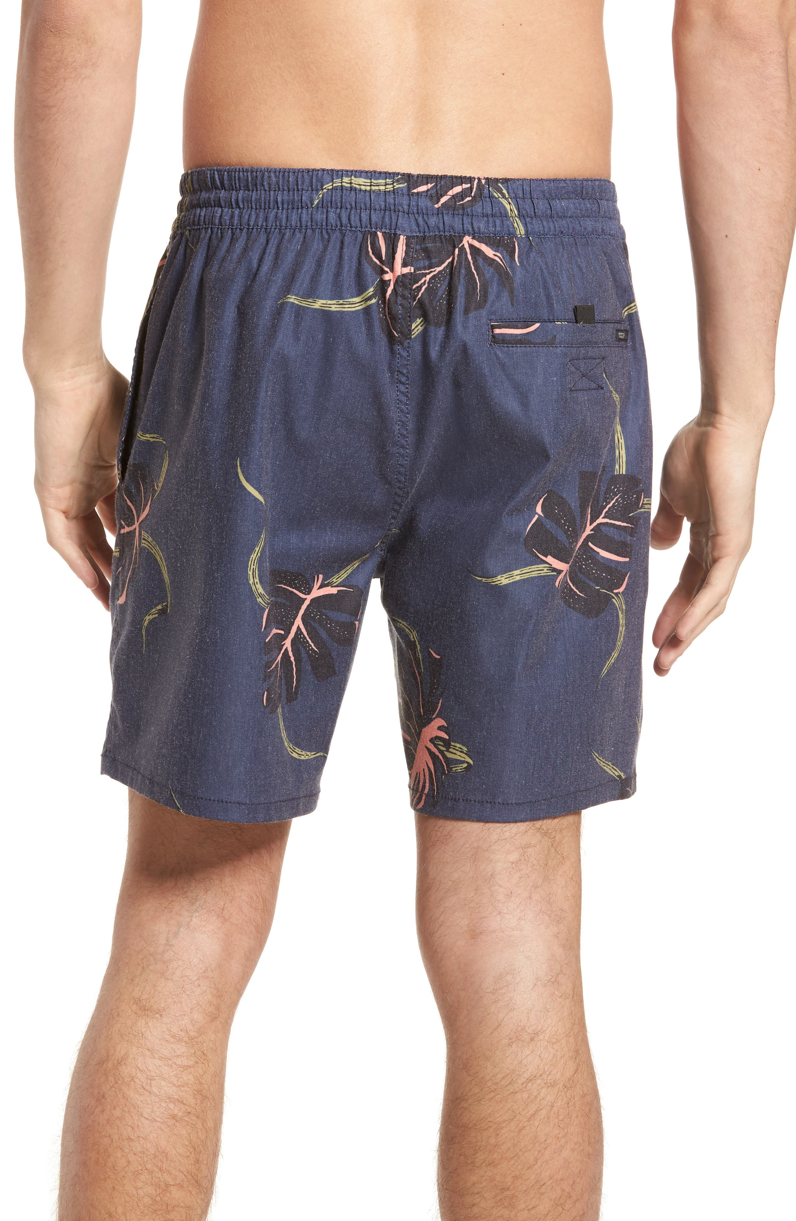 Pointer Pool Shorts,                             Alternate thumbnail 2, color,                             Moonlight Blue