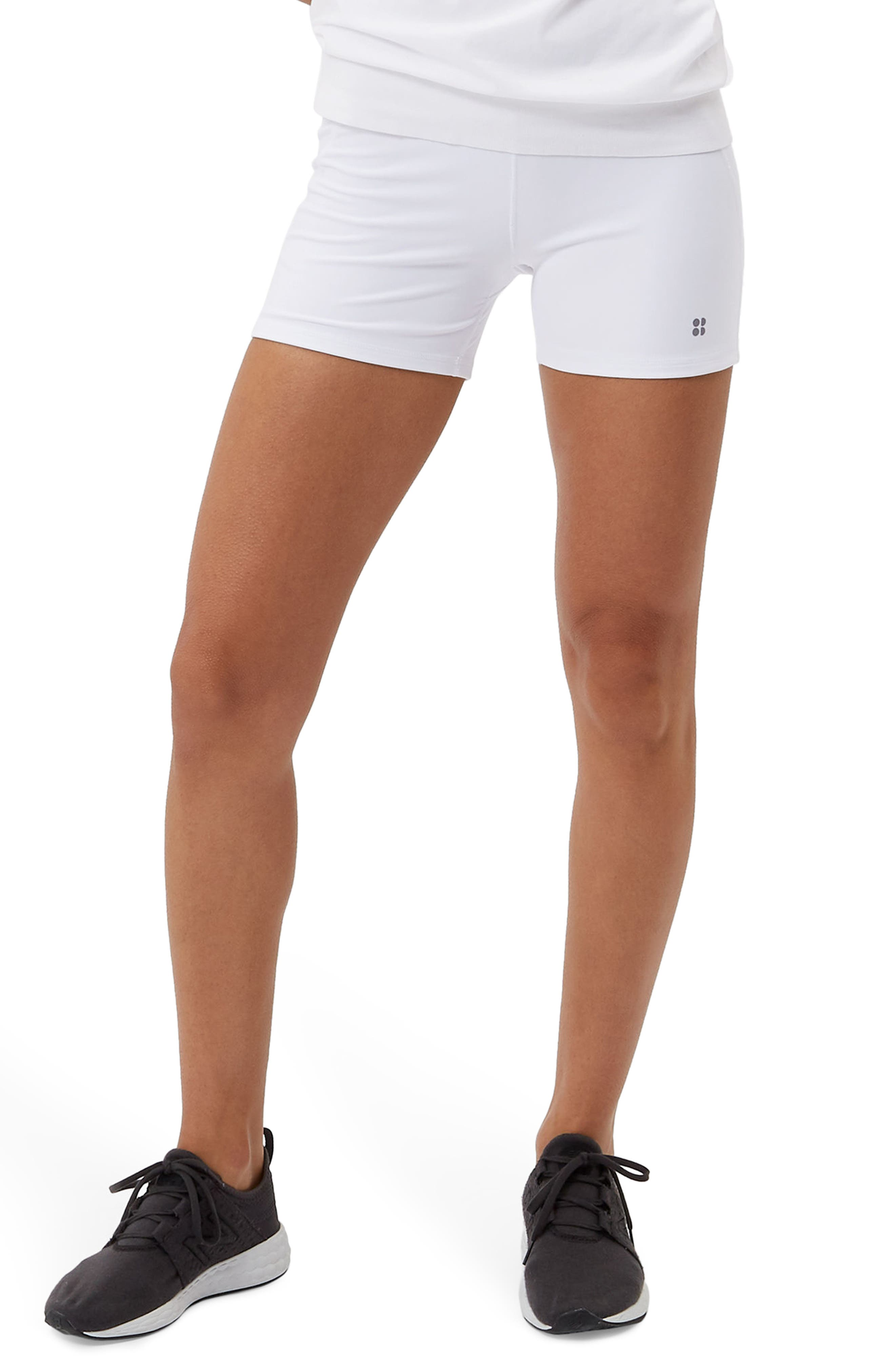 Power Shorts,                         Main,                         color, White