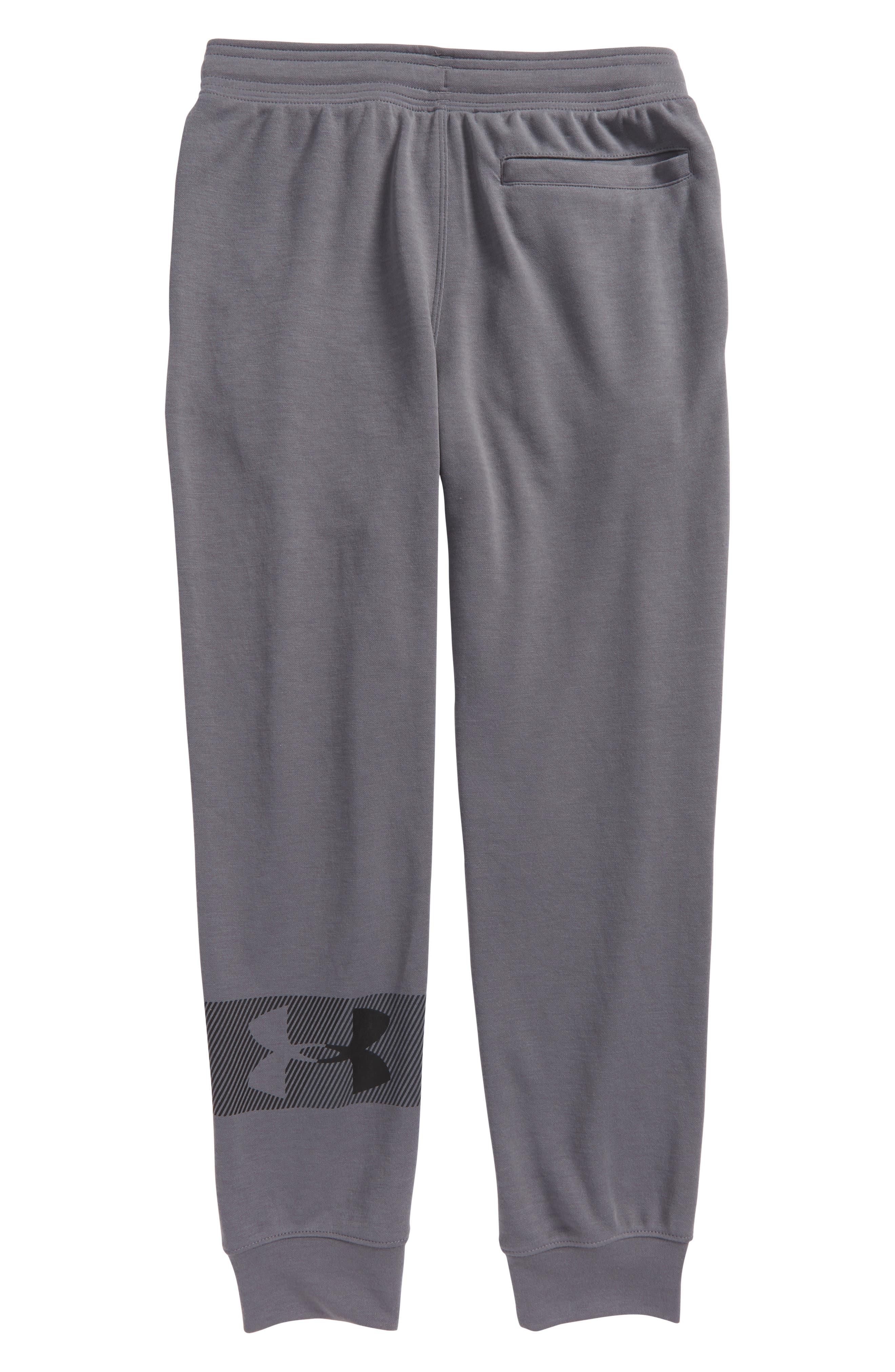 Threadborne Tech Sweatpants,                             Alternate thumbnail 2, color,                             Graphite/ Black