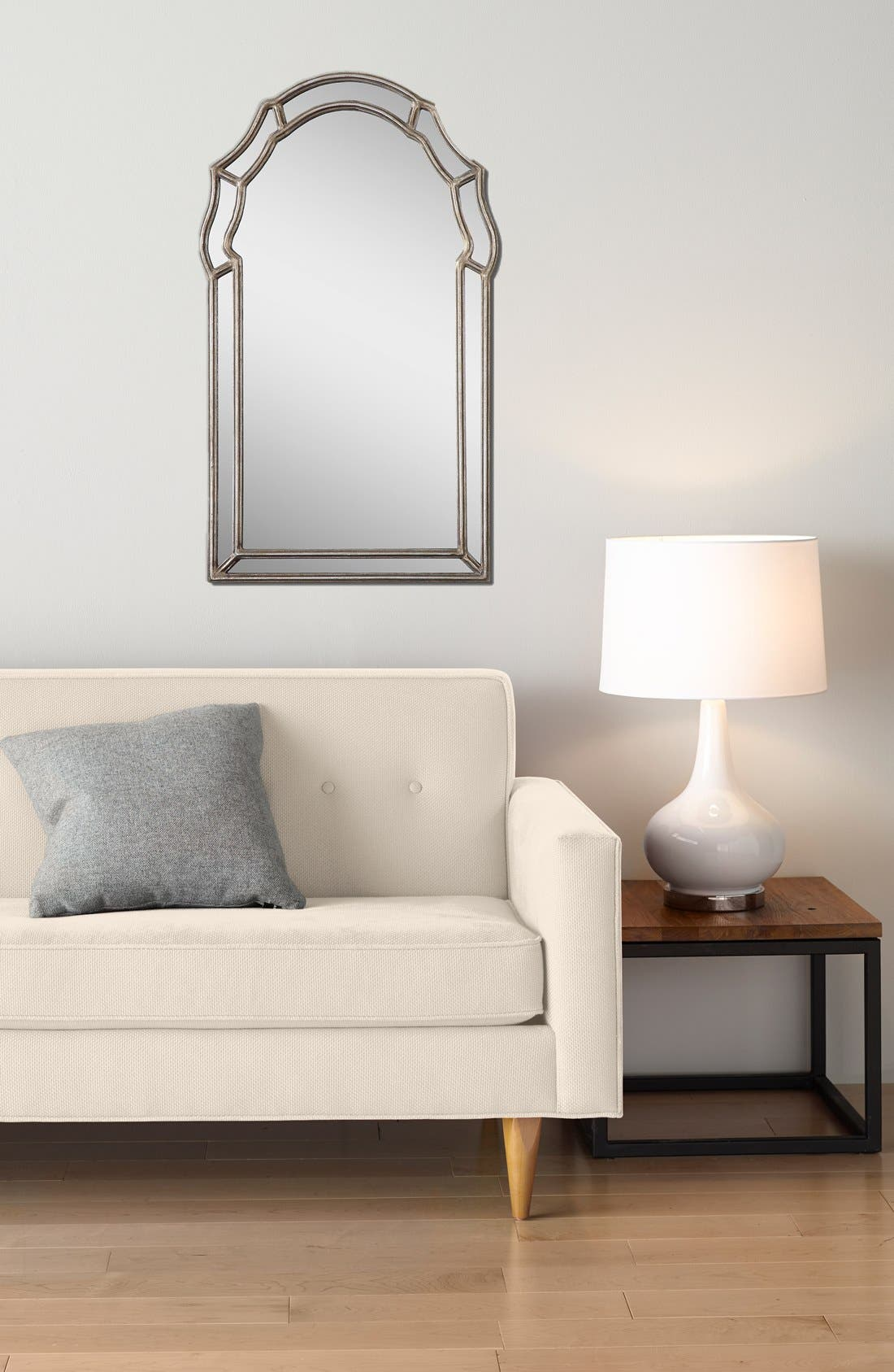 Alternate Image 2  - Uttermost 'Petrizzi' Arch Mirror