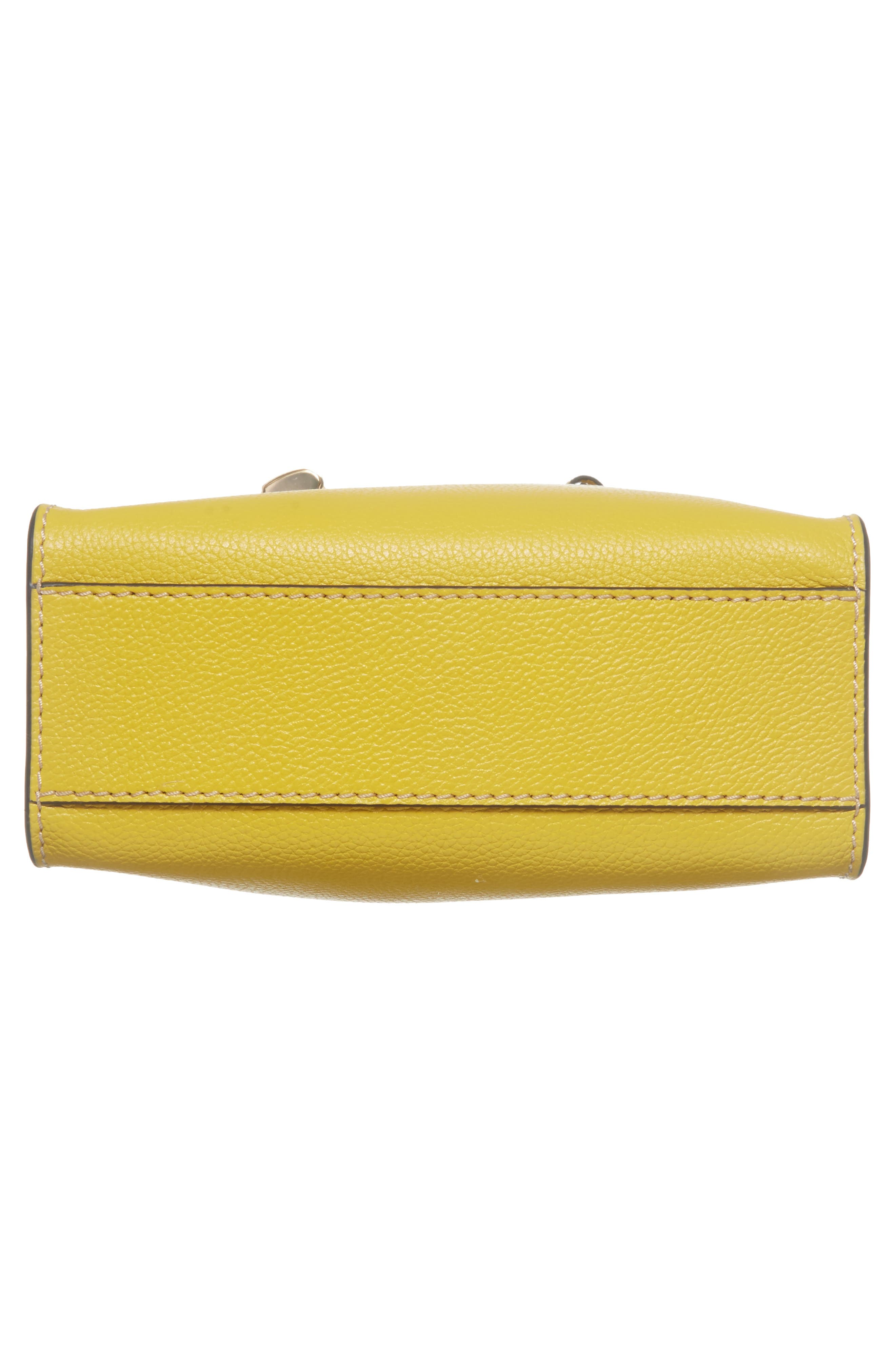 Alternate Image 6  - MARC JACOBS The Grind Mini Colorblock Leather Tote