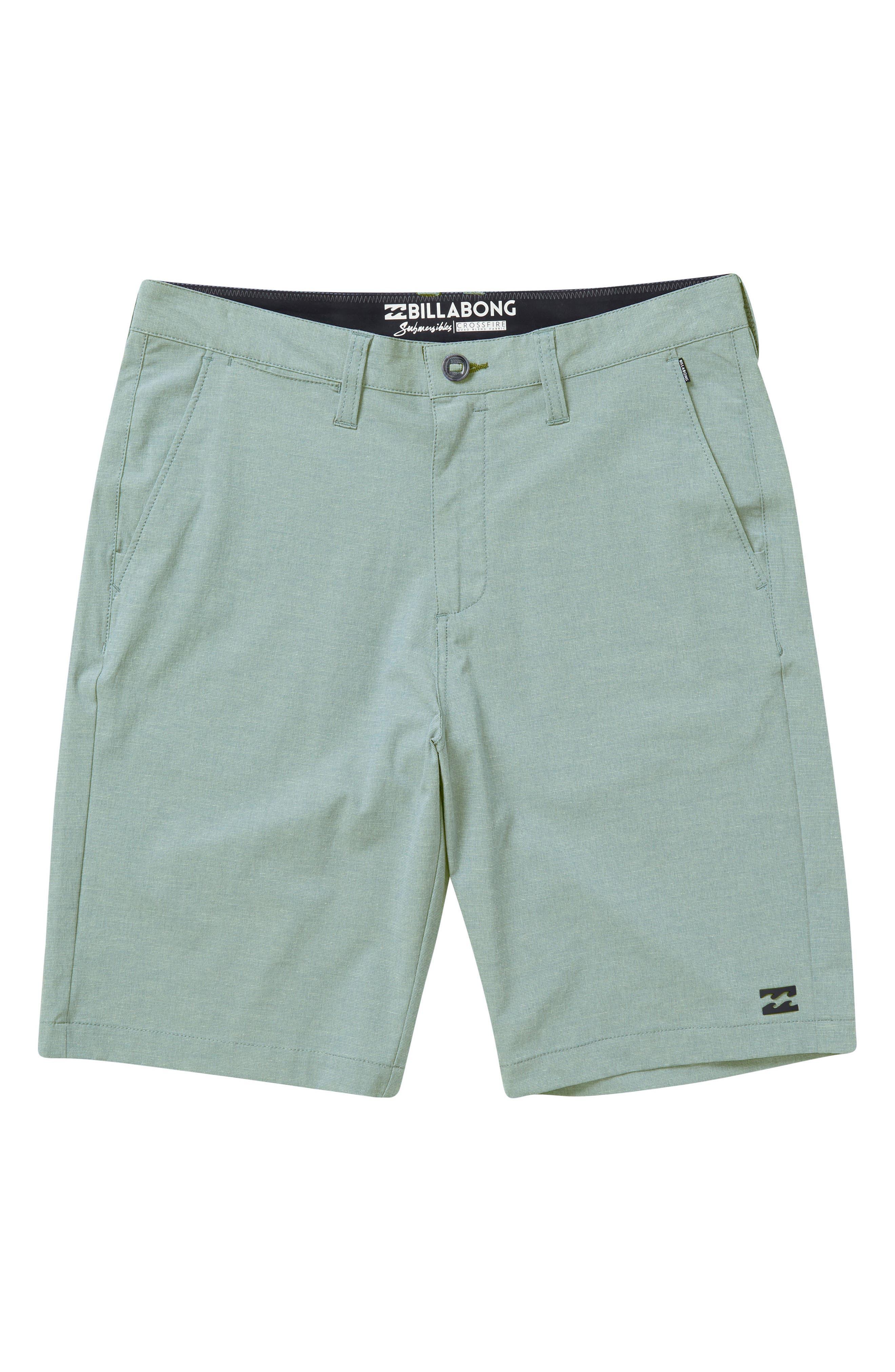 Crossfire X Hybrid Shorts,                             Main thumbnail 1, color,                             Dusty Blue