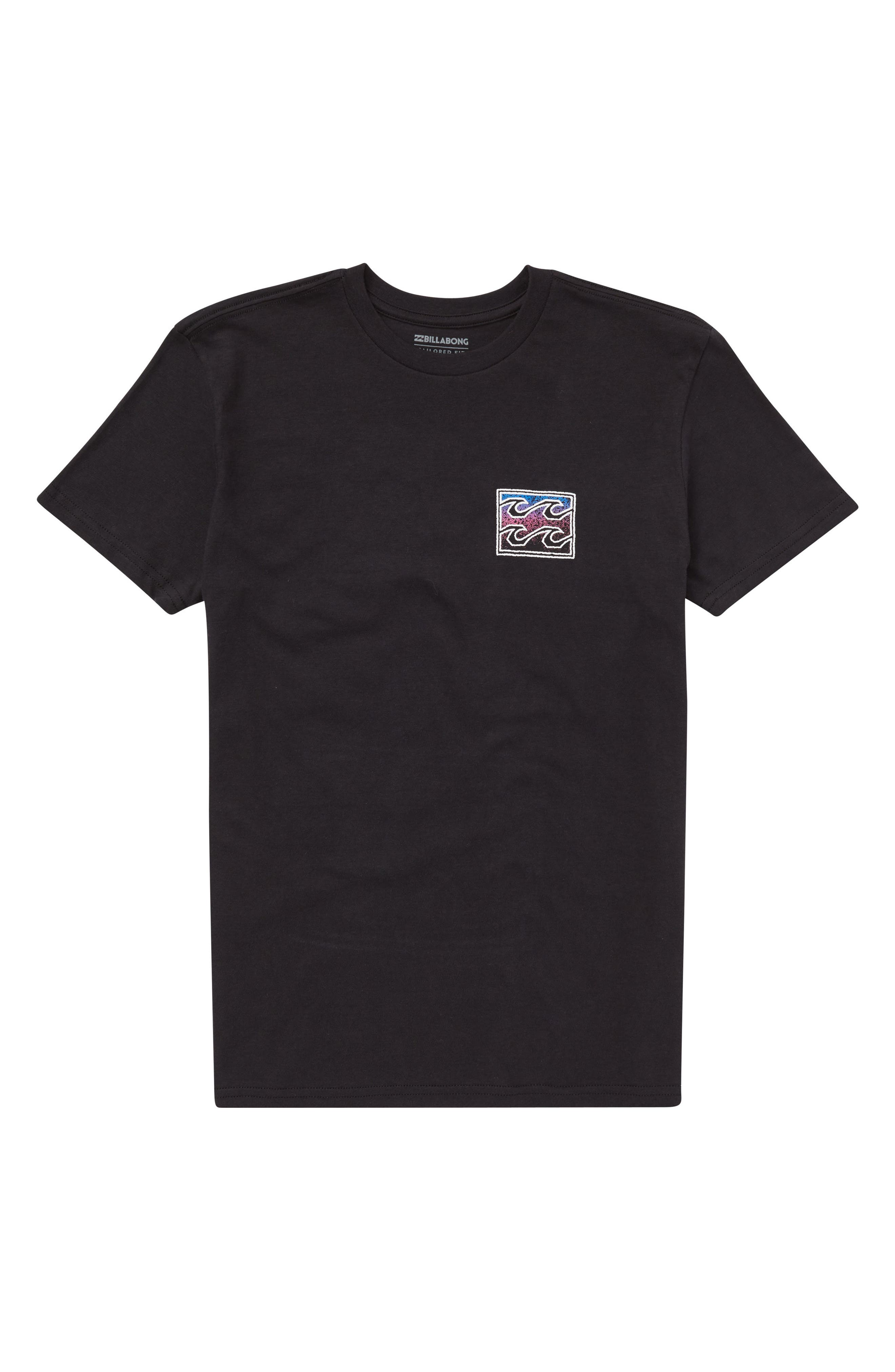 Crusty Graphic T-Shirt,                         Main,                         color, Black