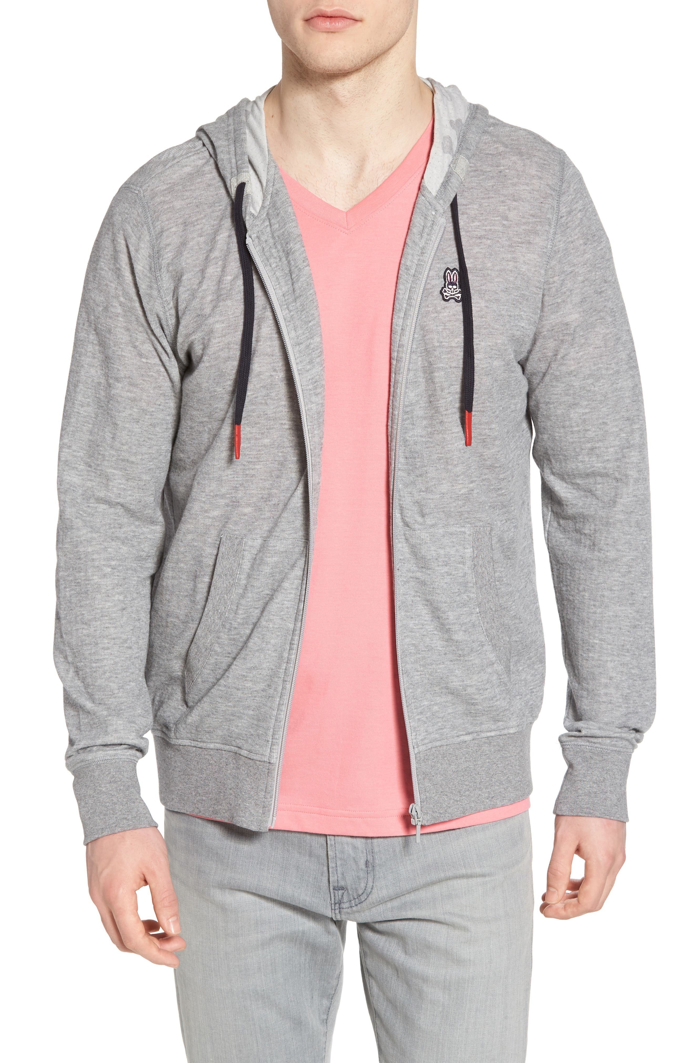 Psycho Bunny Double Face Hoodie