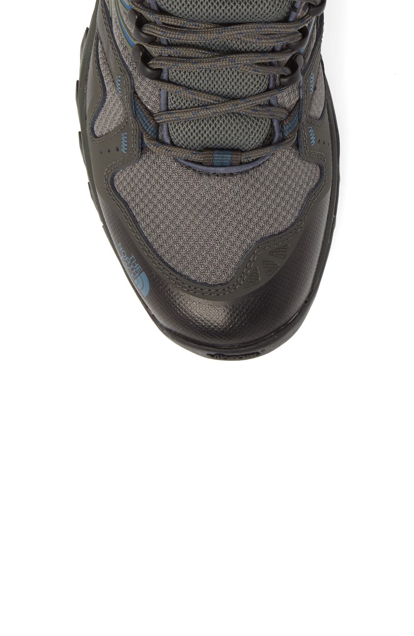 Hedgehog Fastpack Mid Gore-Tex<sup>®</sup> Waterproof Hiking Shoe,                             Alternate thumbnail 5, color,                             Graphite Grey/ Dark Slate Blue