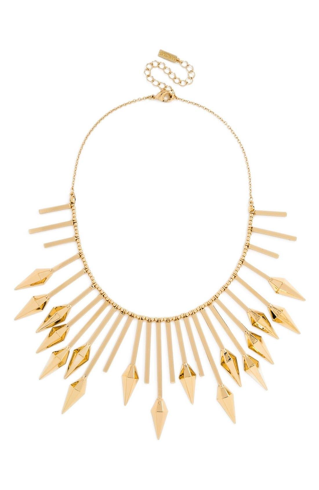 Main Image - BaubleBar Bib Necklace