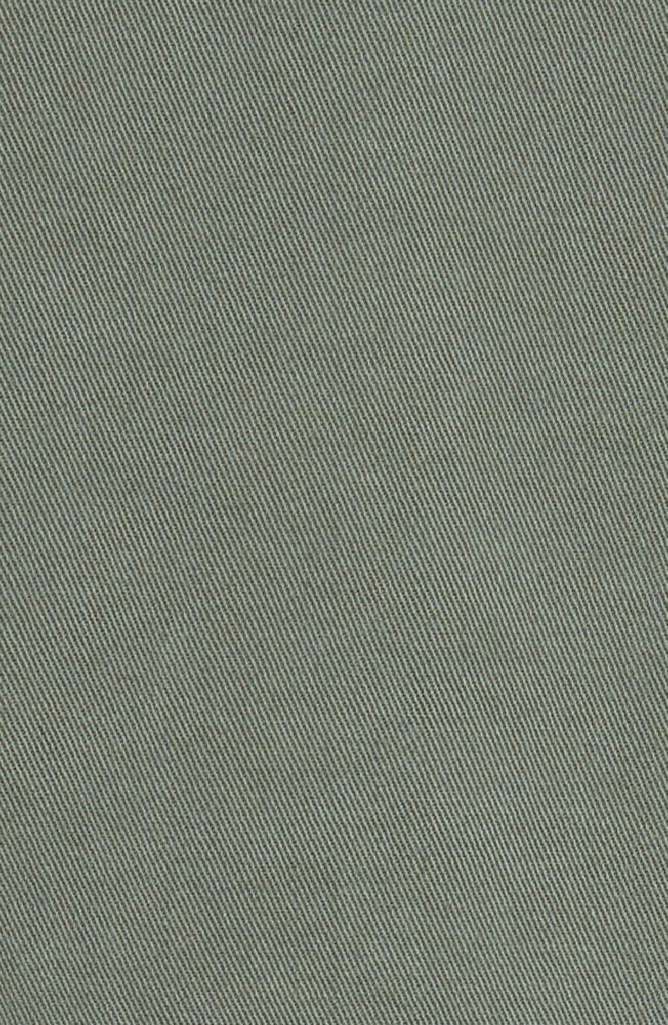 Slouchy Utility Jacket,                             Alternate thumbnail 6, color,                             Platoon
