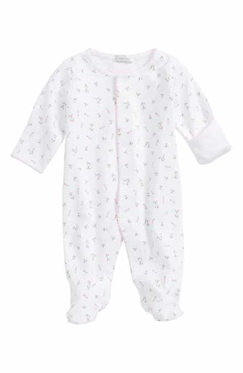 d58a6899b Kissy Kissy Garden Roses Pima Cotton Footie (Baby Girls)