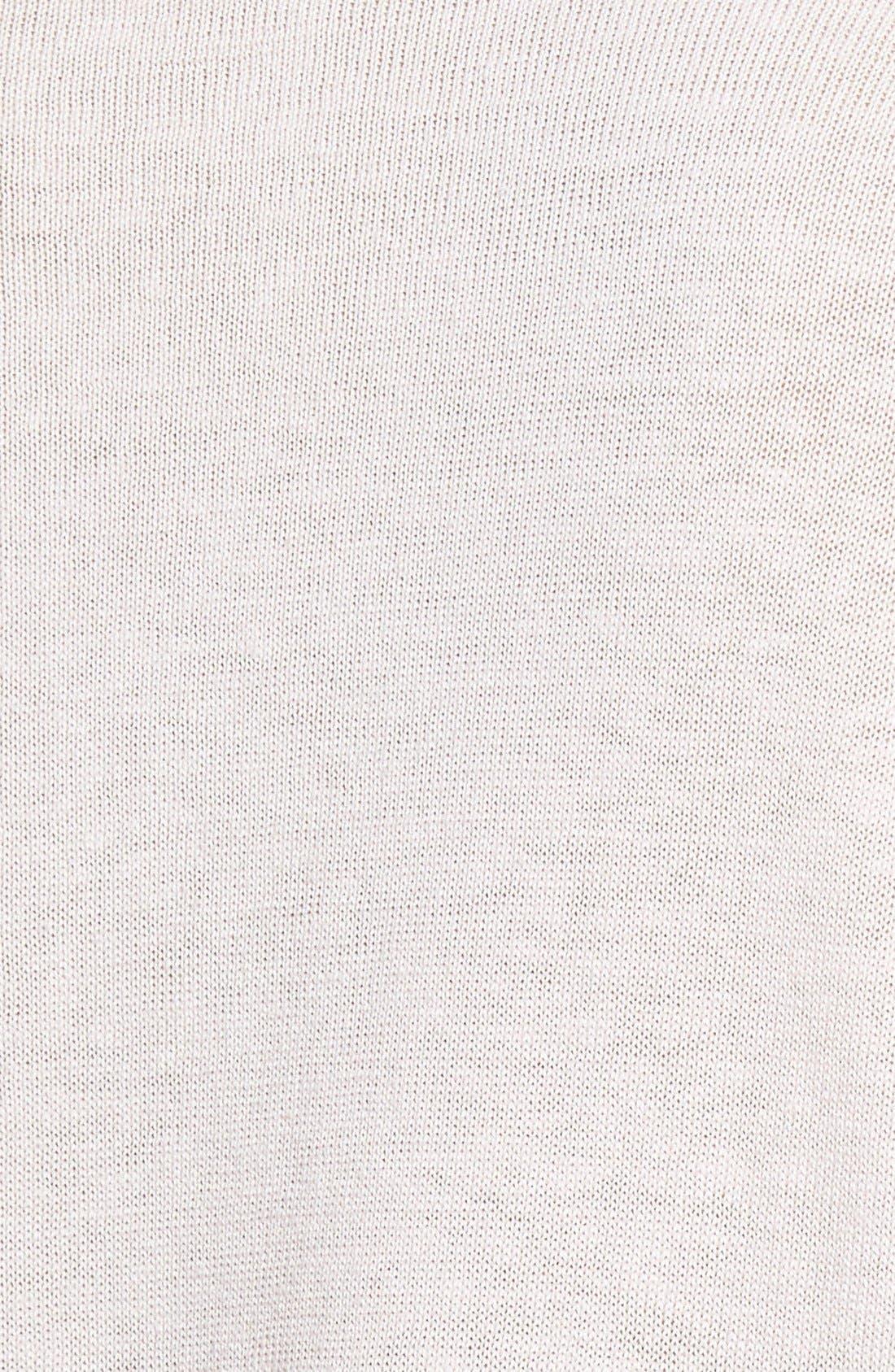 Alternate Image 3  - Nordstrom Collection 'Cerchio' V-Neck Pullover