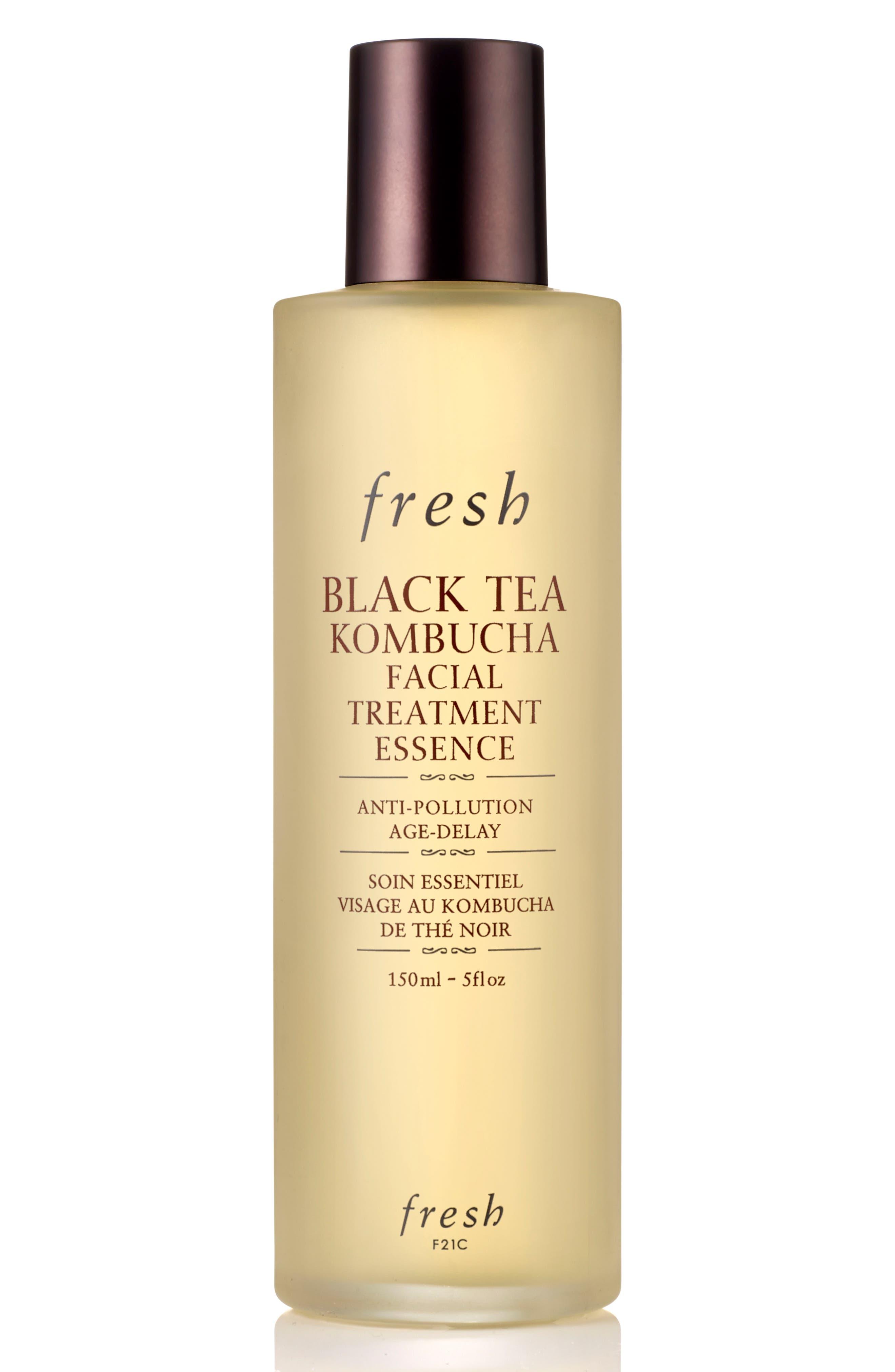 Black Tea Kombucha Facial Treatment Essence,                         Main,                         color, No Color