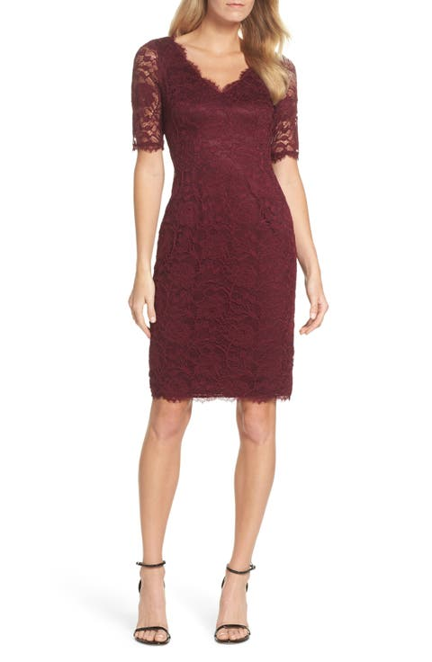 Red Cocktail & Party Dresses   Nordstrom