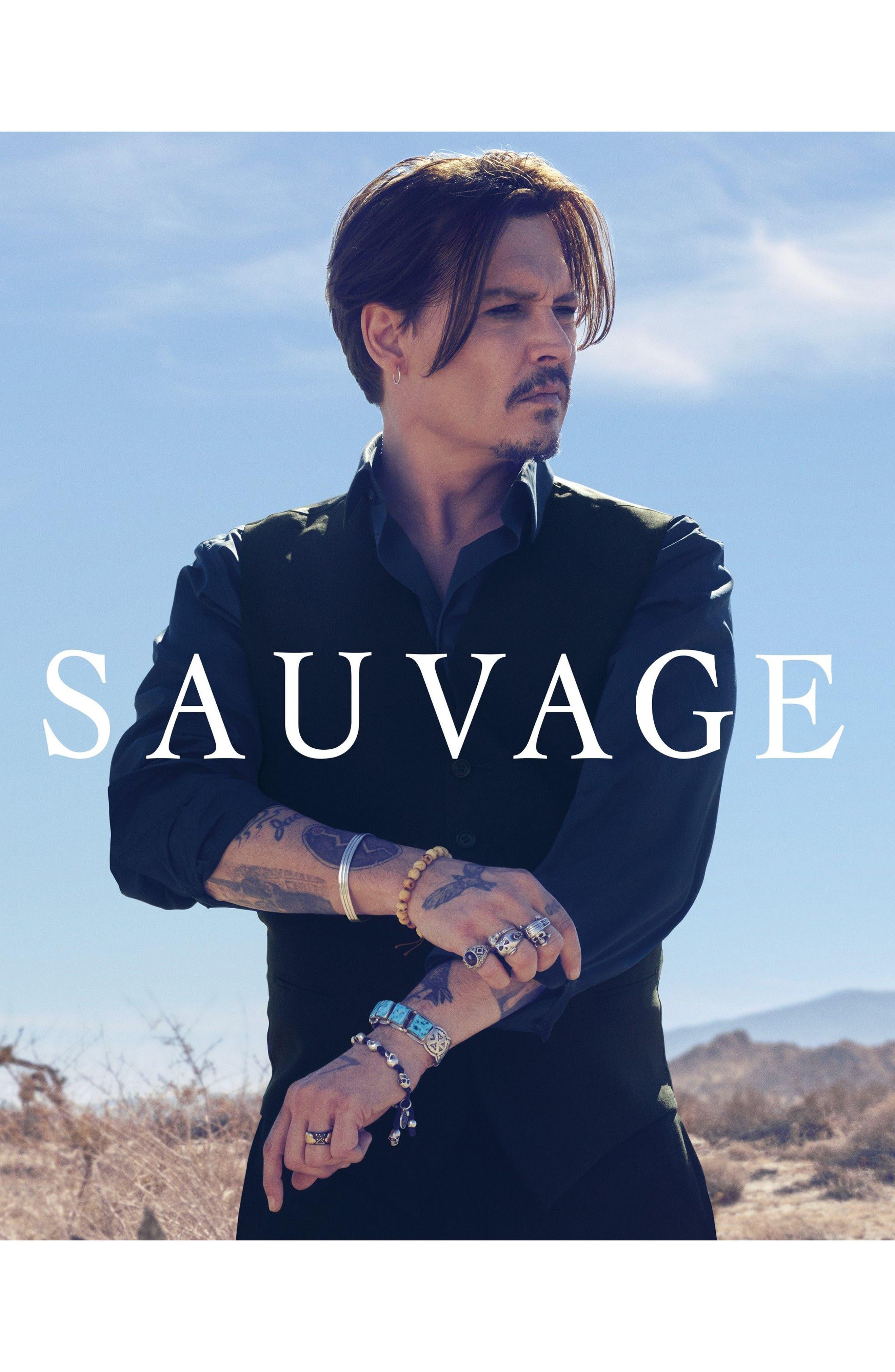 Sauvage Eau de Toilette,                             Alternate thumbnail 3, color,                             No Color