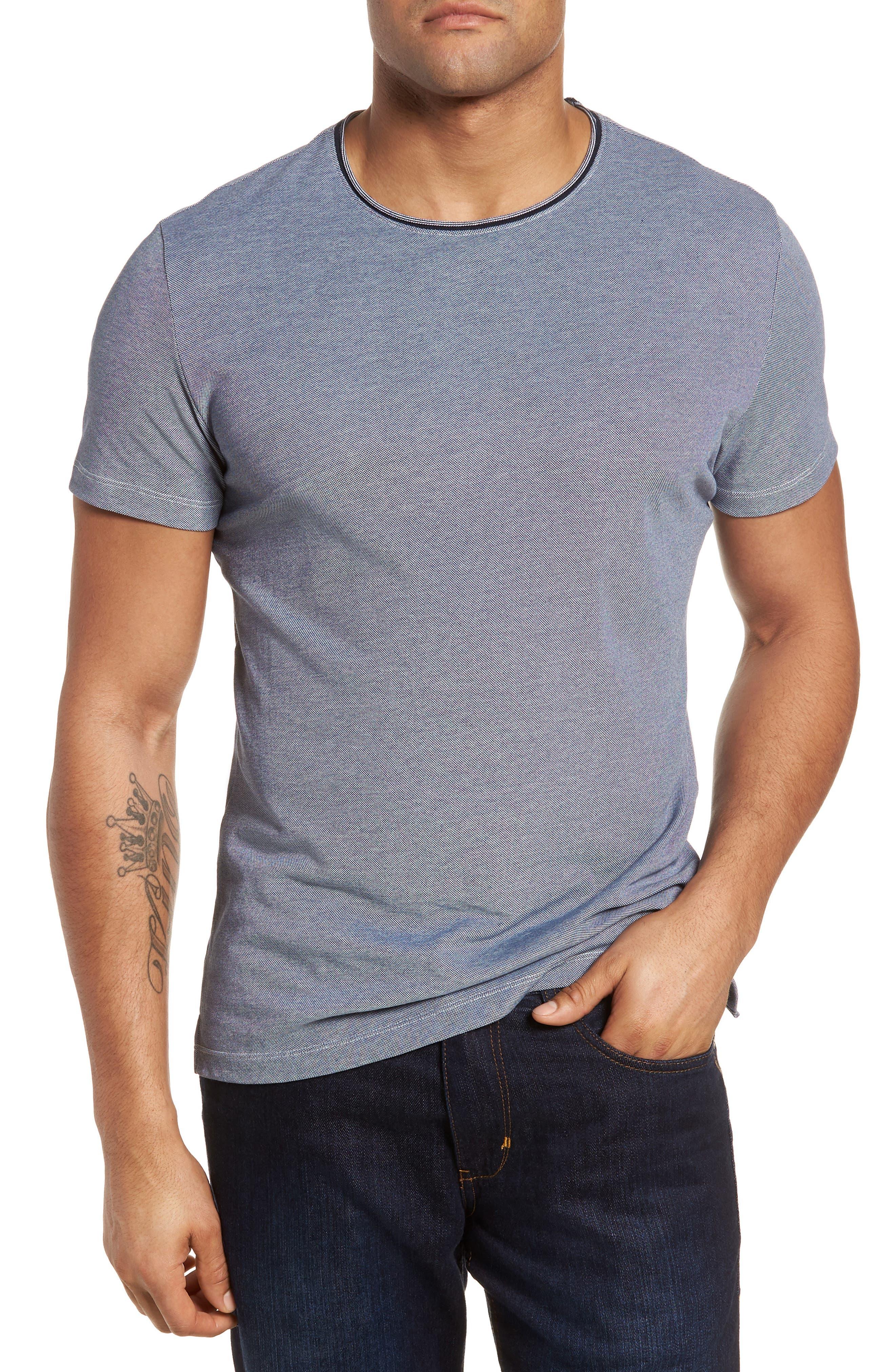 Grand Forks T-Shirt,                         Main,                         color, Navy