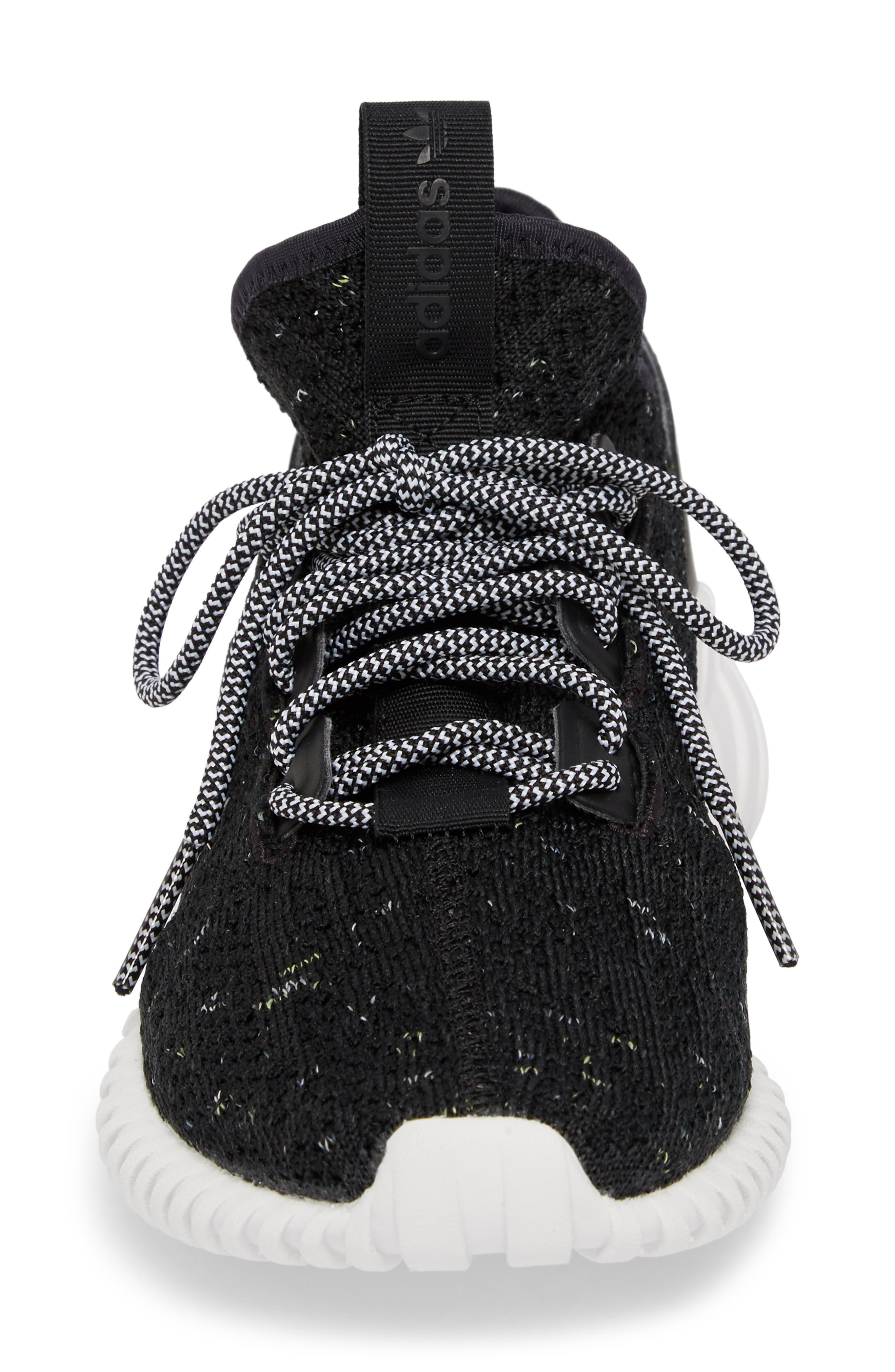 Alternate Image 4  - adidas Tubular Doom Sock Primeknit Sneaker (Women)