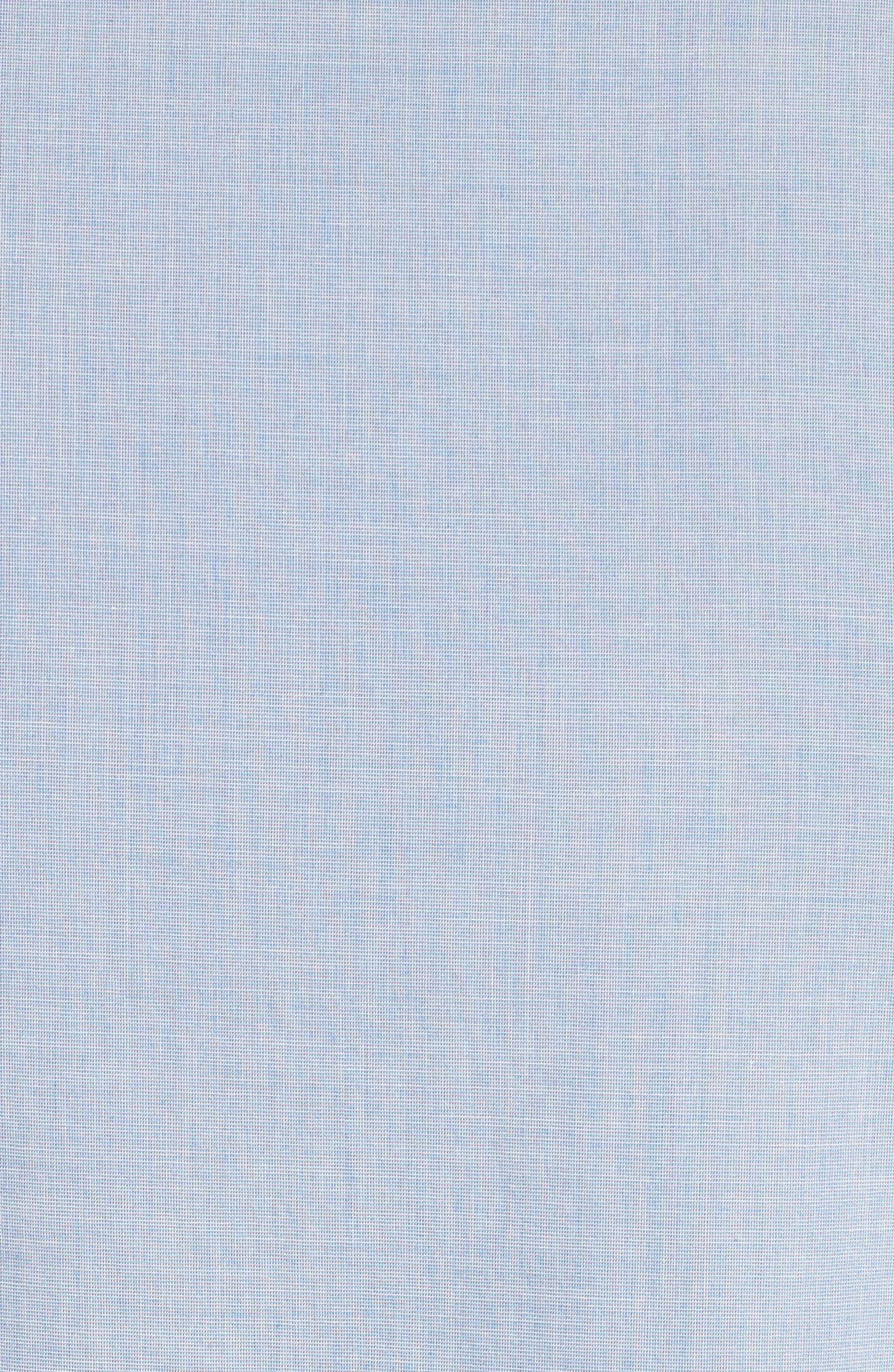 Summerweight Slim Fit Sport Shirt,                             Alternate thumbnail 5, color,                             Rip Curl