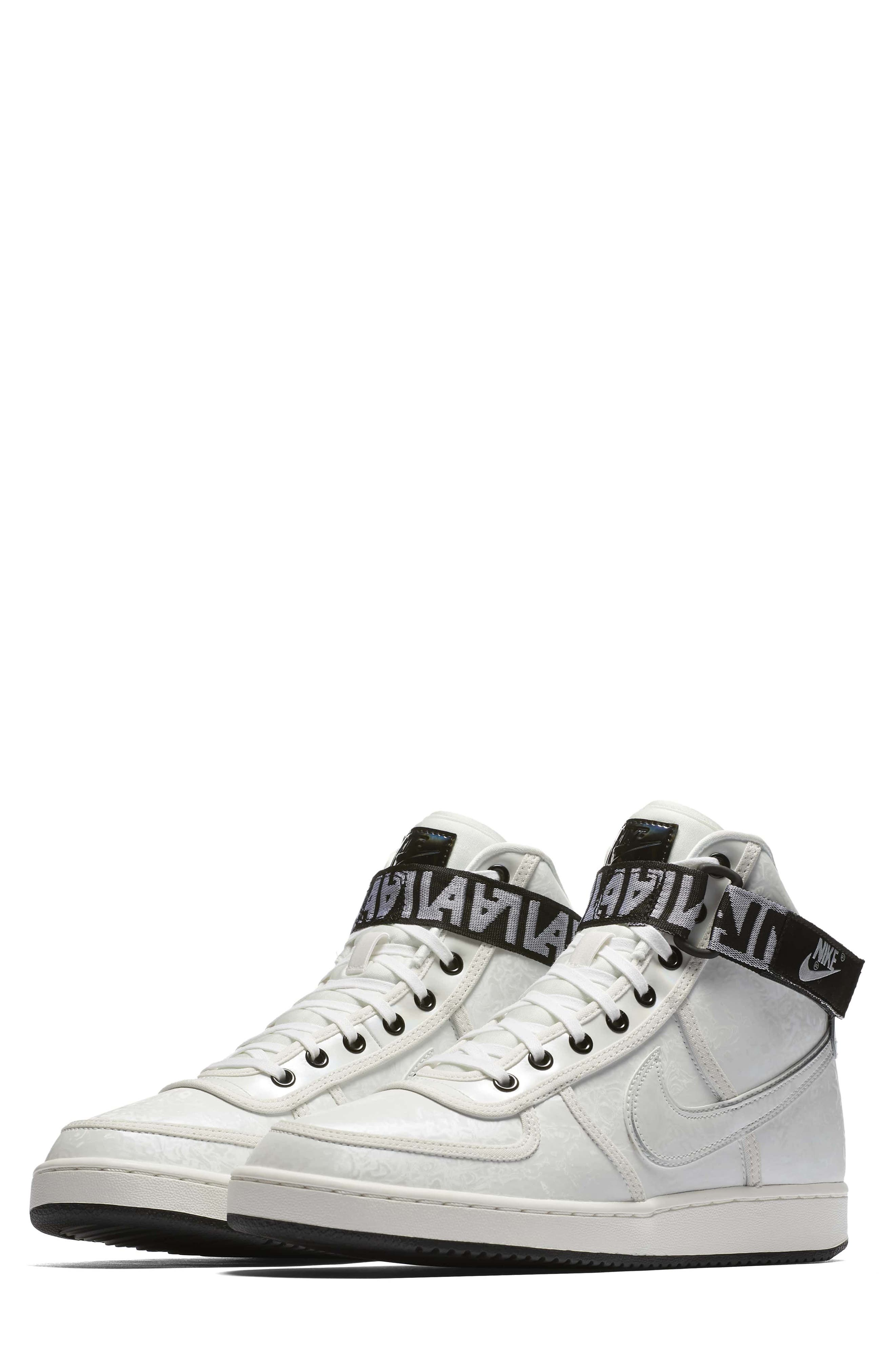 Nike Vandal High Lux Negro Zapatilla Blanco  Negro Lux Modesens Cumbre 879ed6