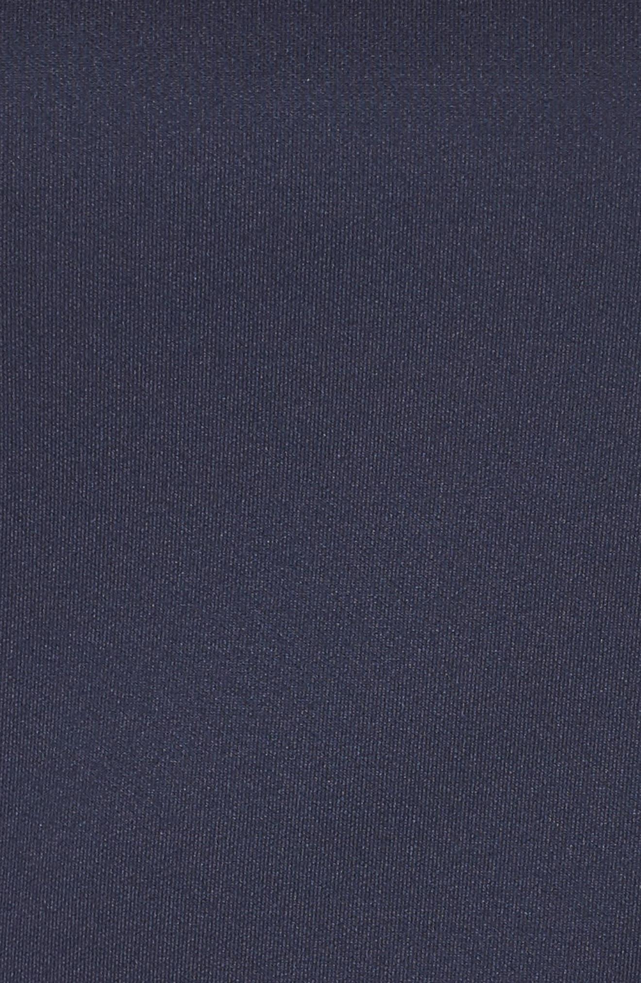Mila Sheath Dress,                             Alternate thumbnail 5, color,                             True Navy