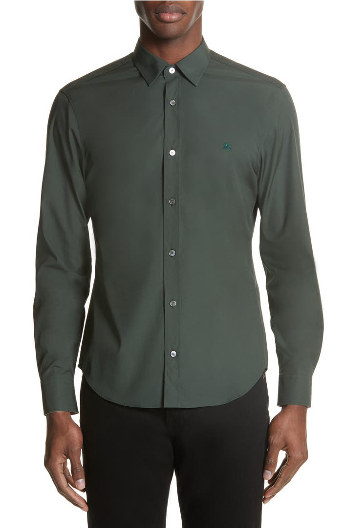 Burberry cambridge aboyd sport shirt nordstrom for Mens big and tall burberry shirts