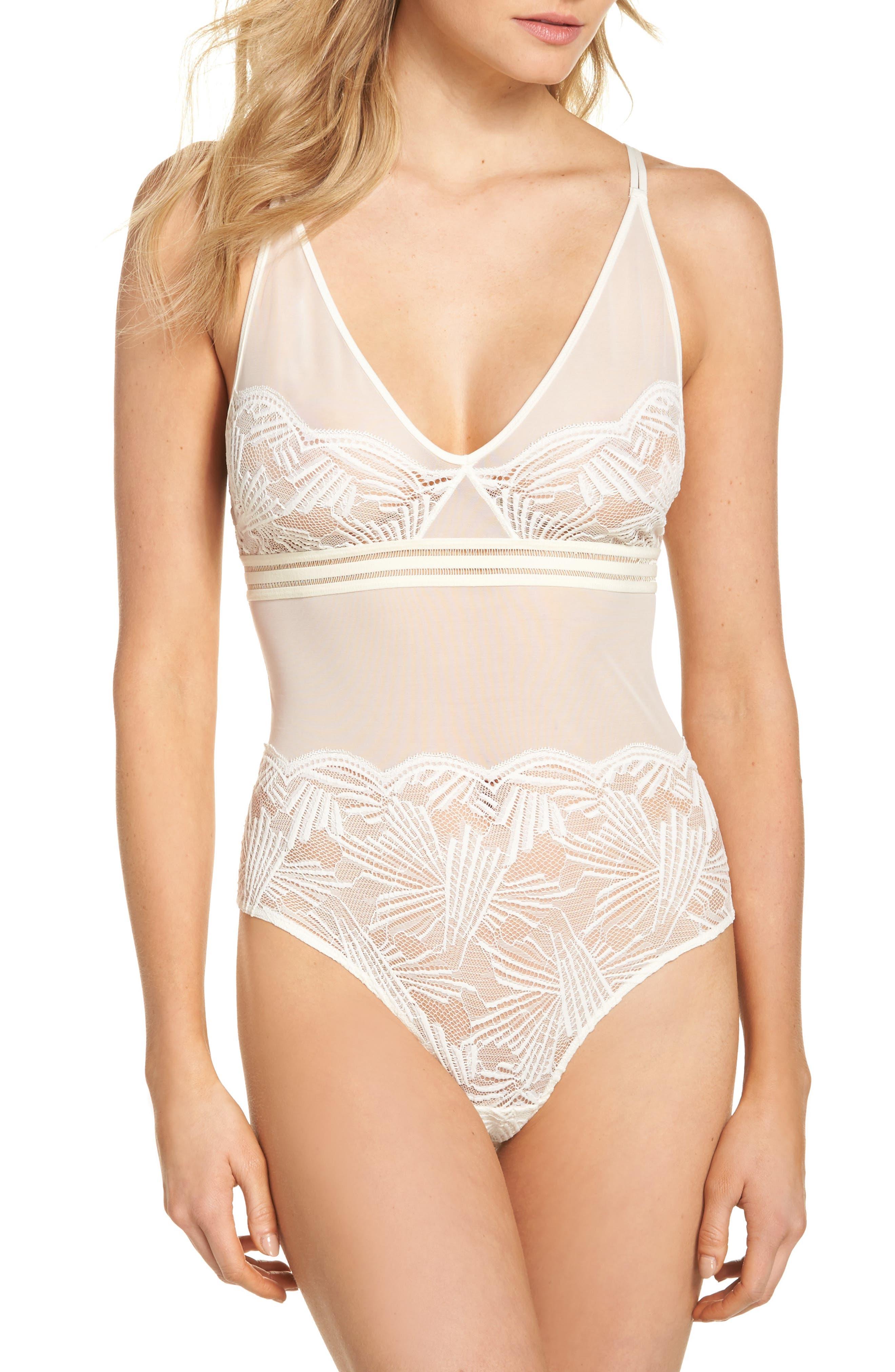Calvin Klein PF Slipcover Bodysuit