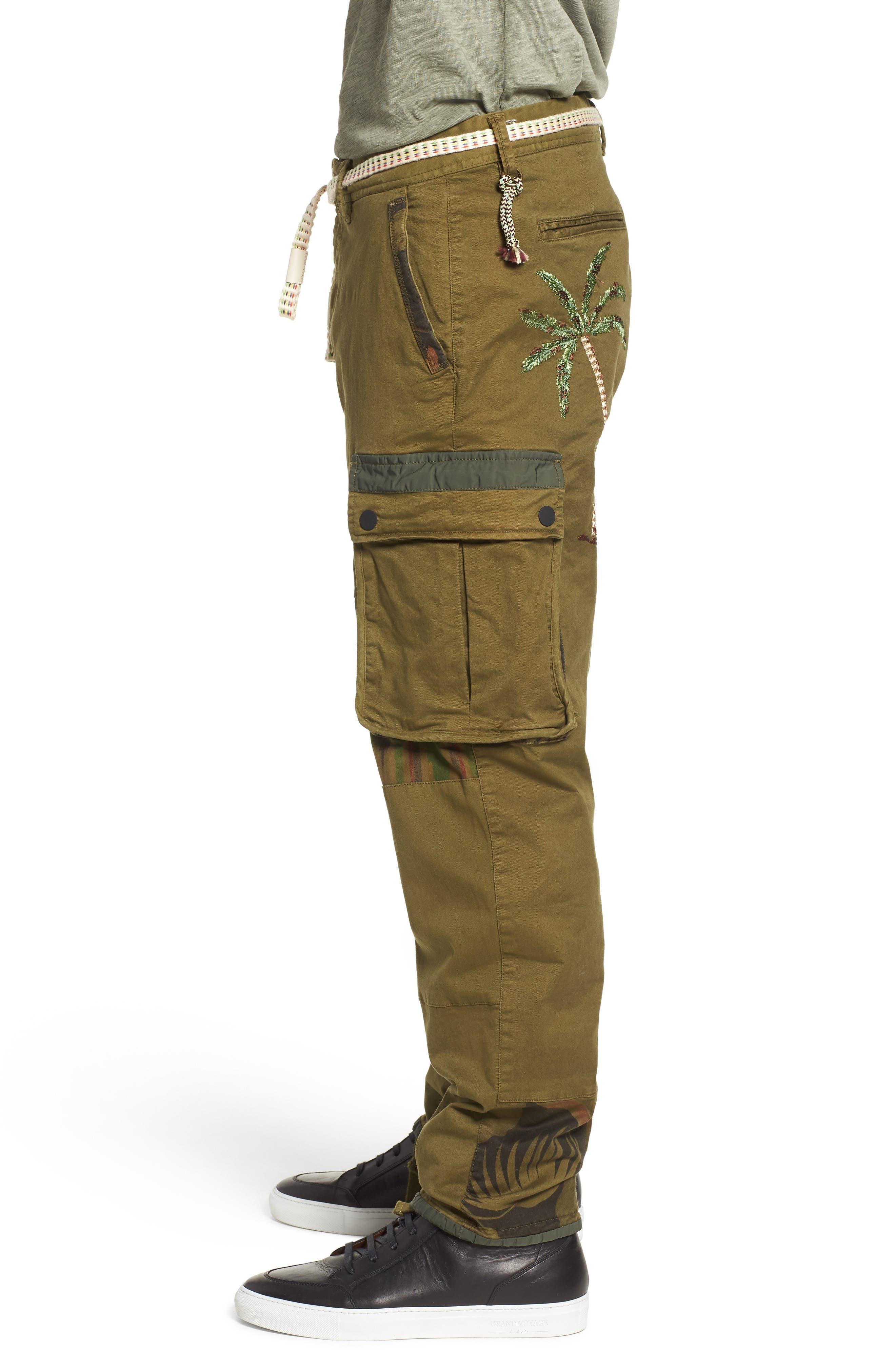 Alternate Image 3  - Scotch & Soda Utility Pants