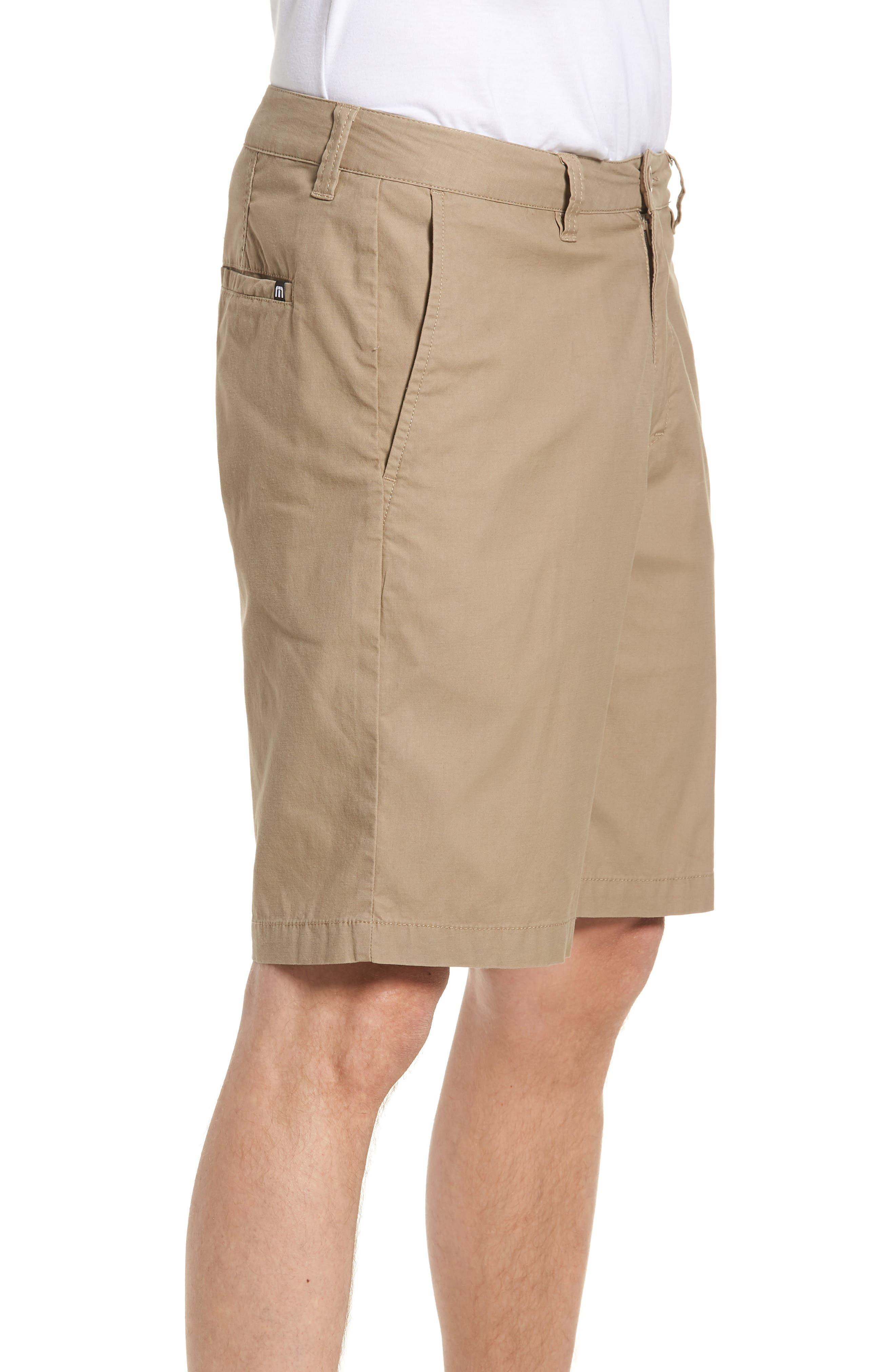 Huntington Shorts,                             Alternate thumbnail 3, color,                             Khaki